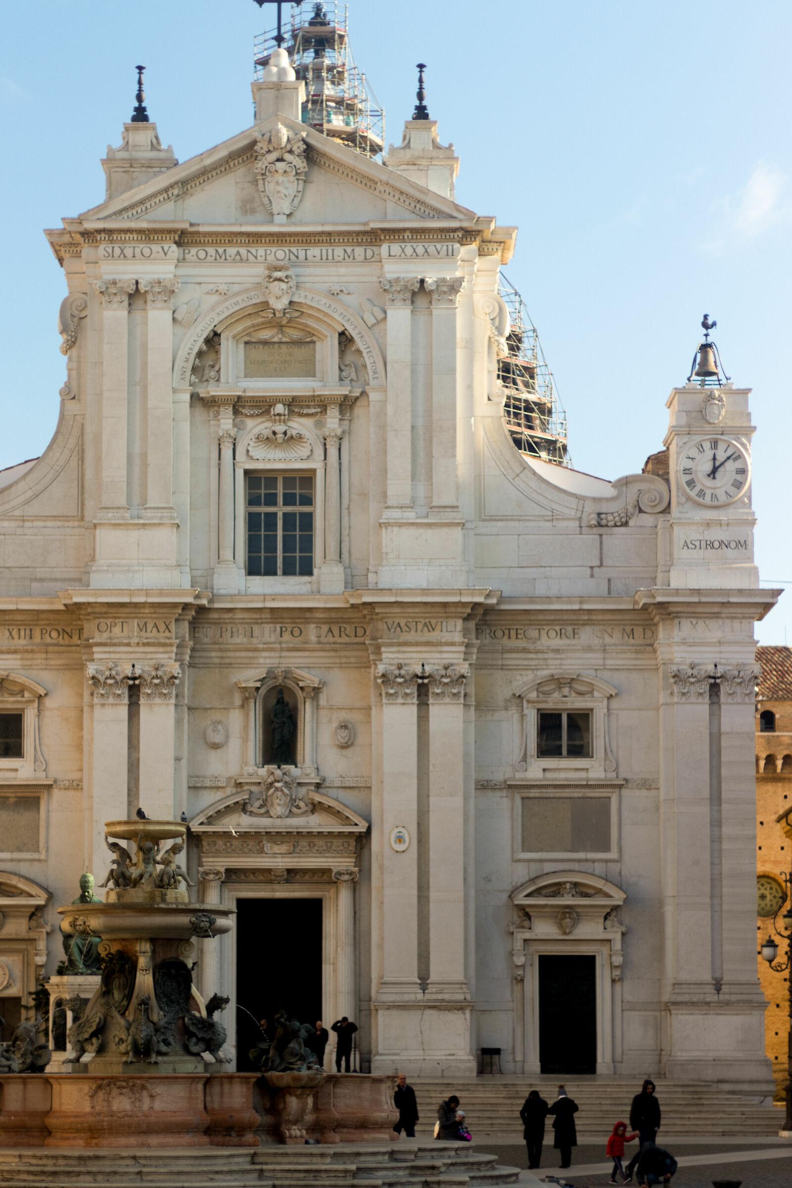 Santuario di Loreto...