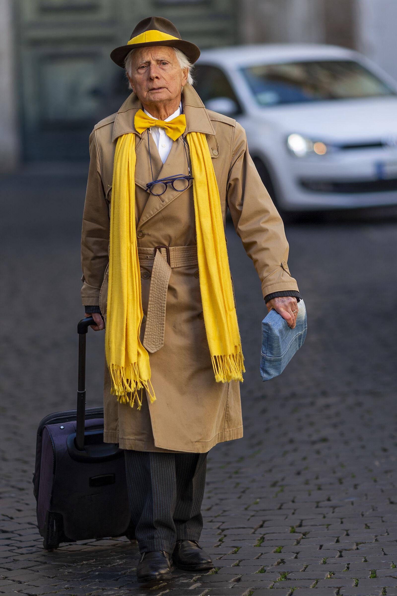 Non solo la signora in giallo......
