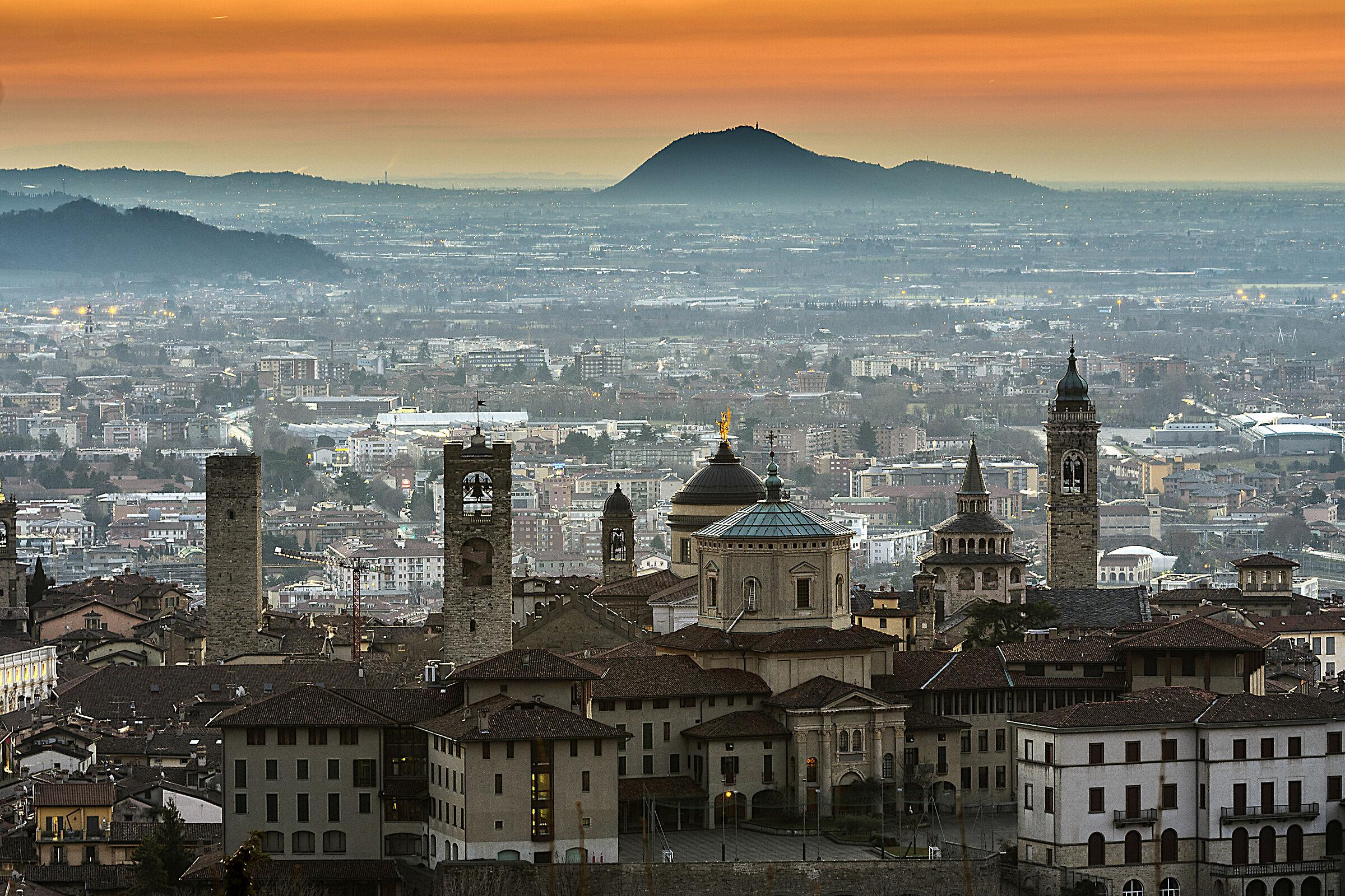Bergamo Panorama...