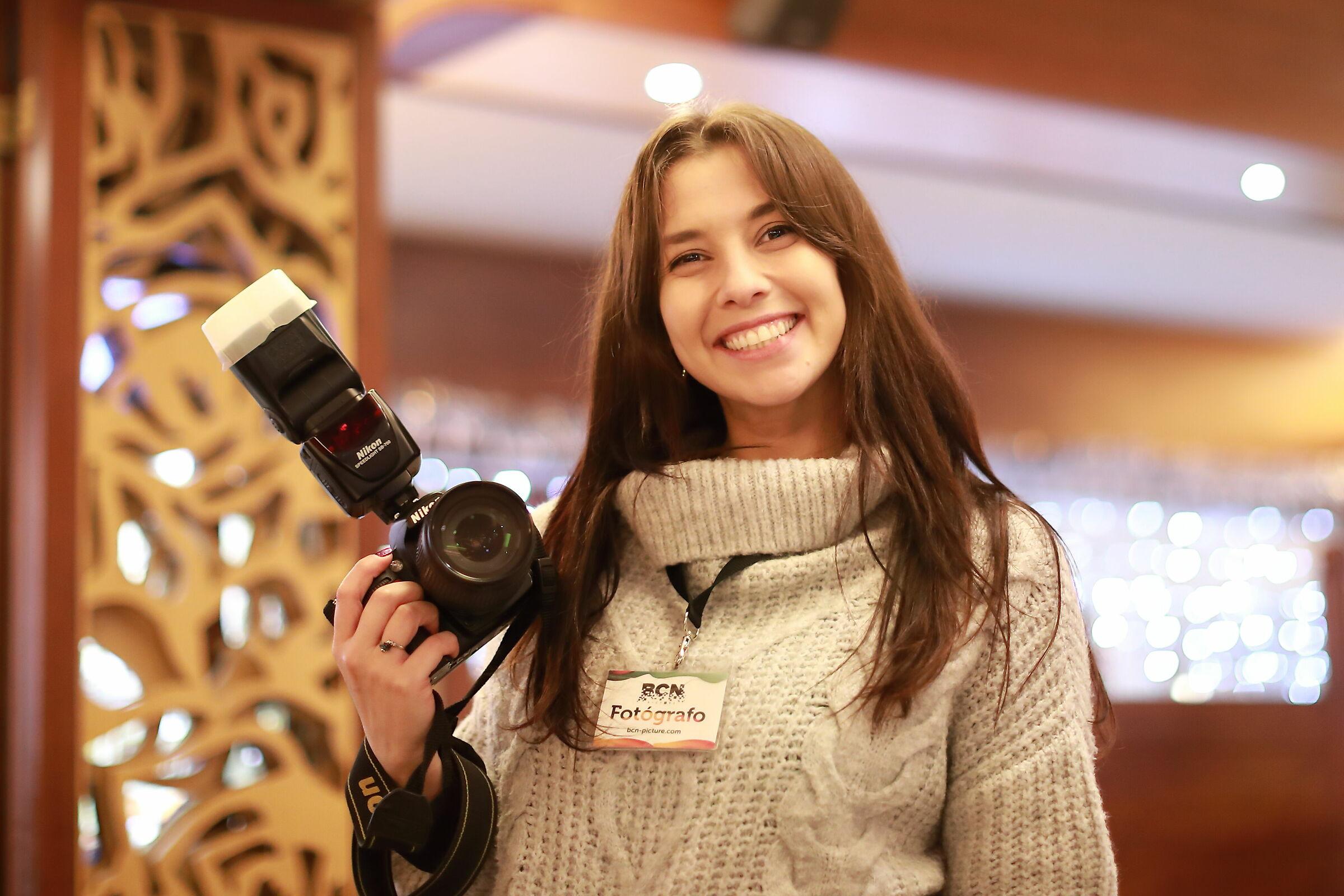 Sofia, fotografa...