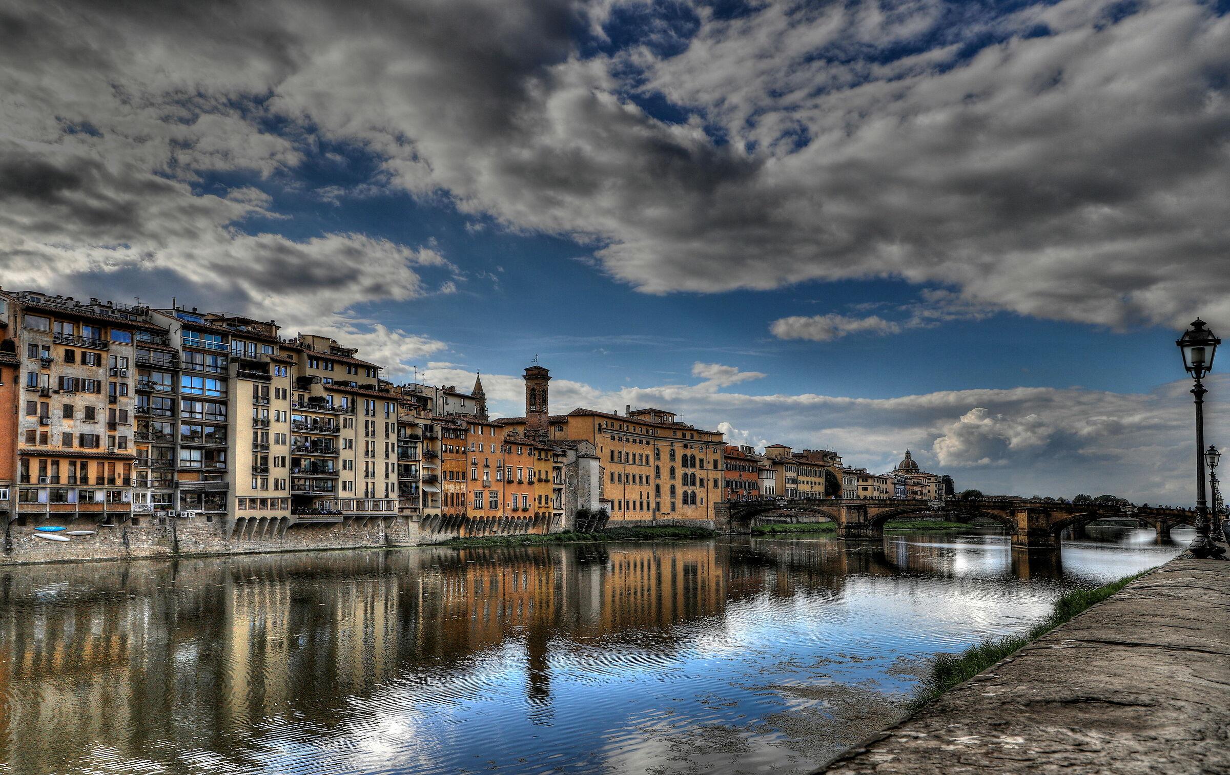 hot Florentine October...