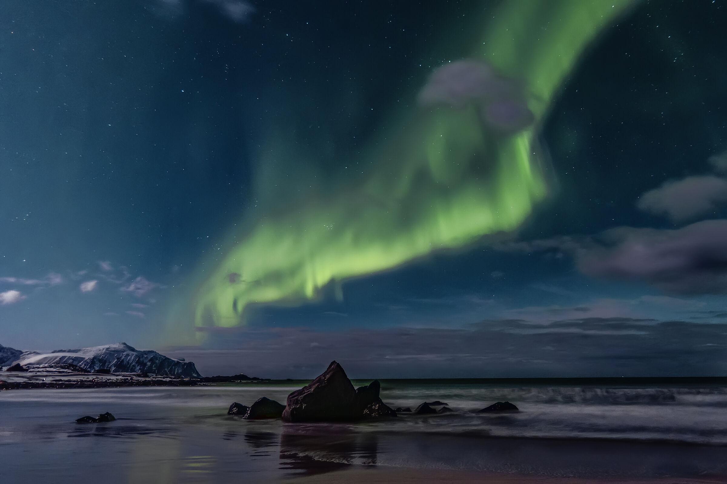 Aurora Lofoten...