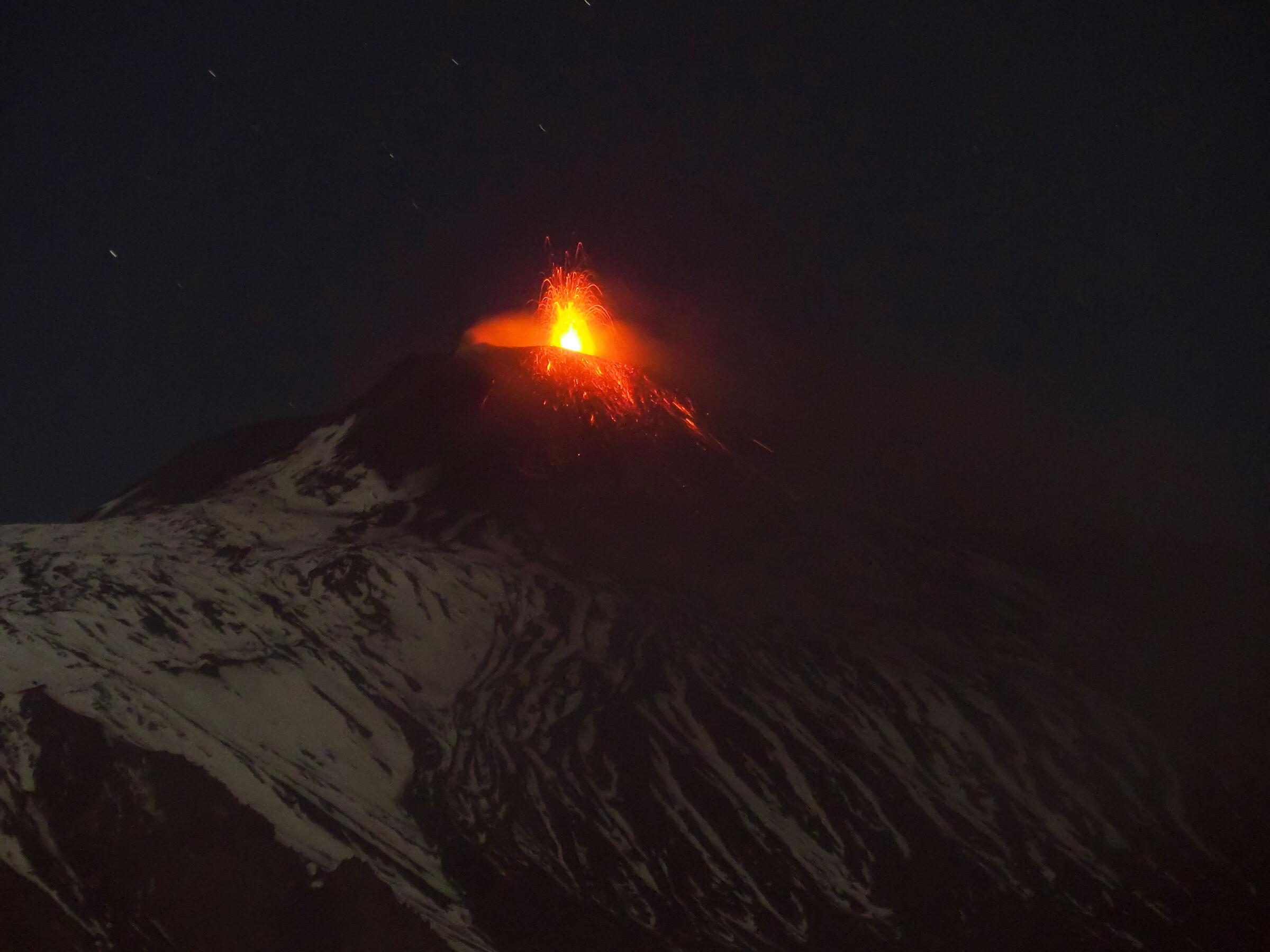 Etna...