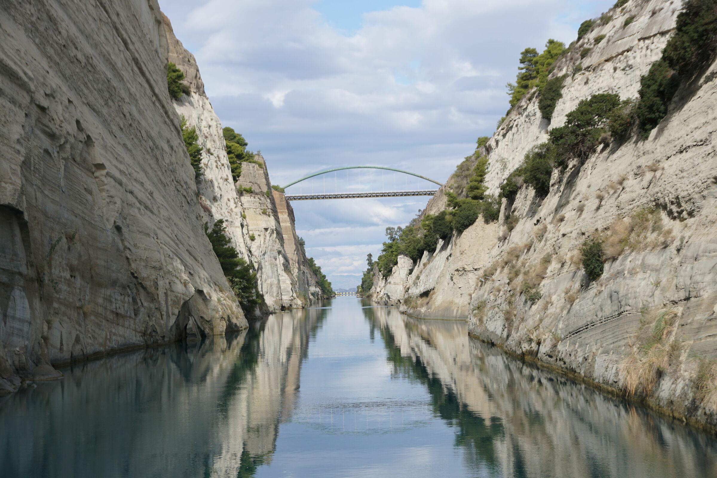 Corinth Canal - Greece...