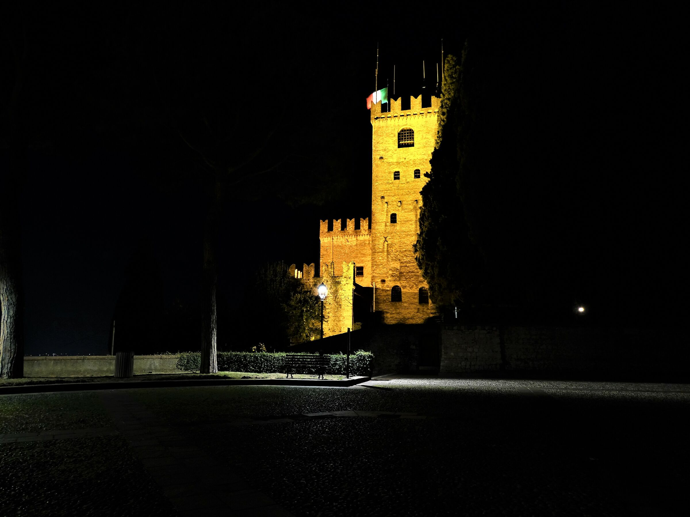 Castello di Conegliano (tv)...