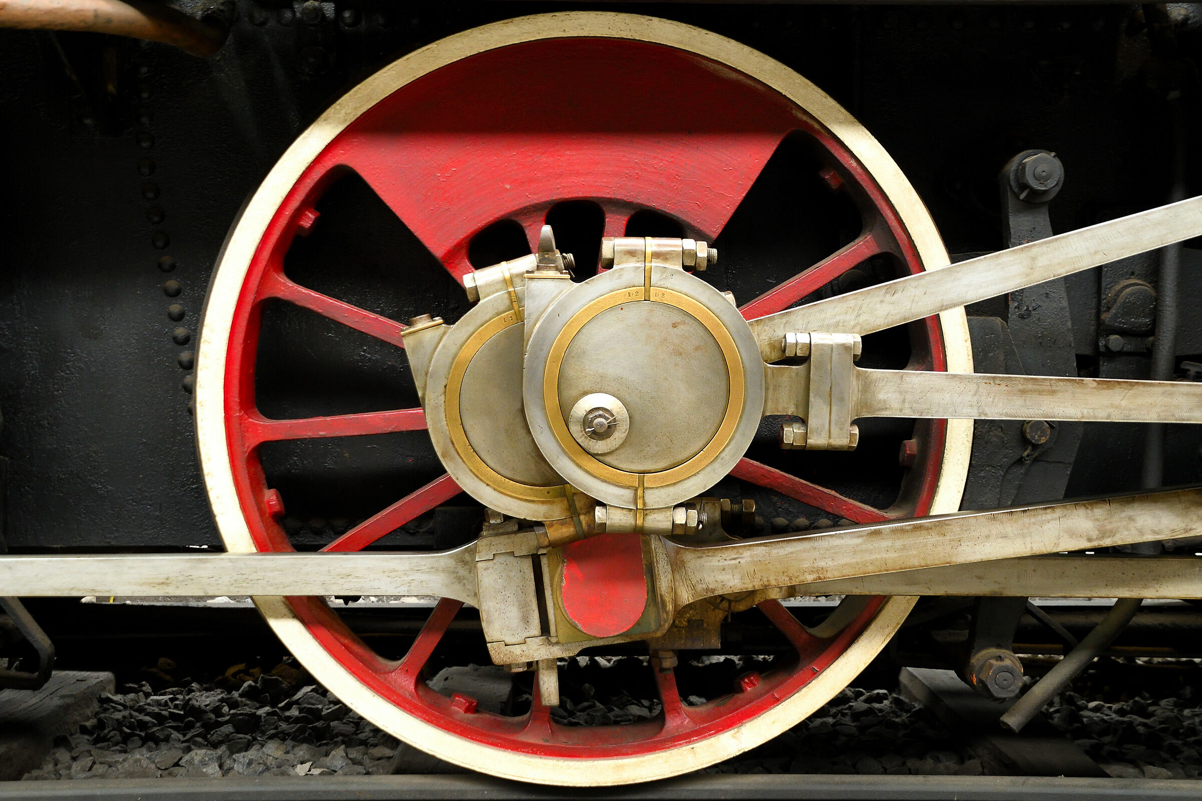 Wheel...