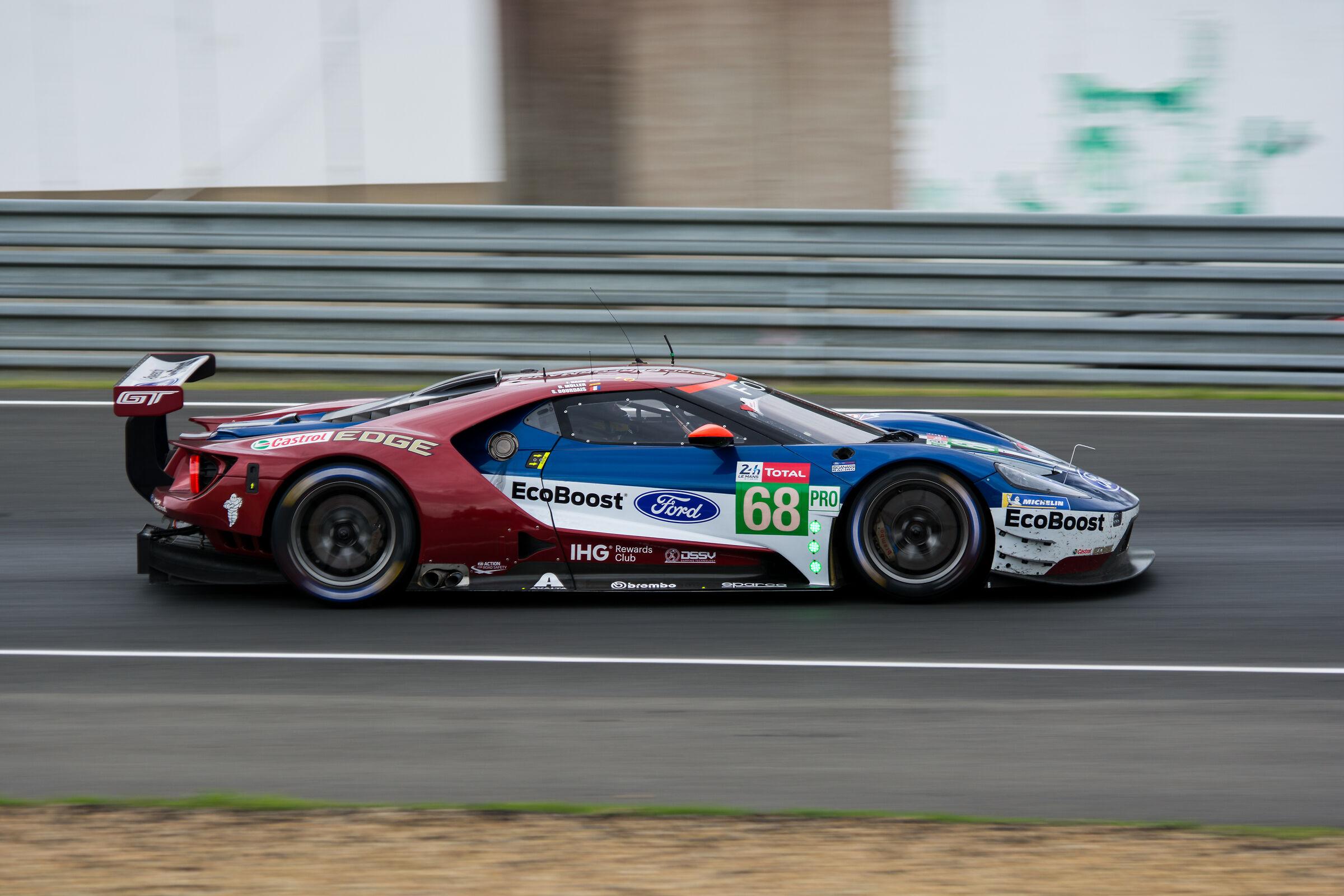WEC GTEPro Ford Chip Ganassi Ford GT...