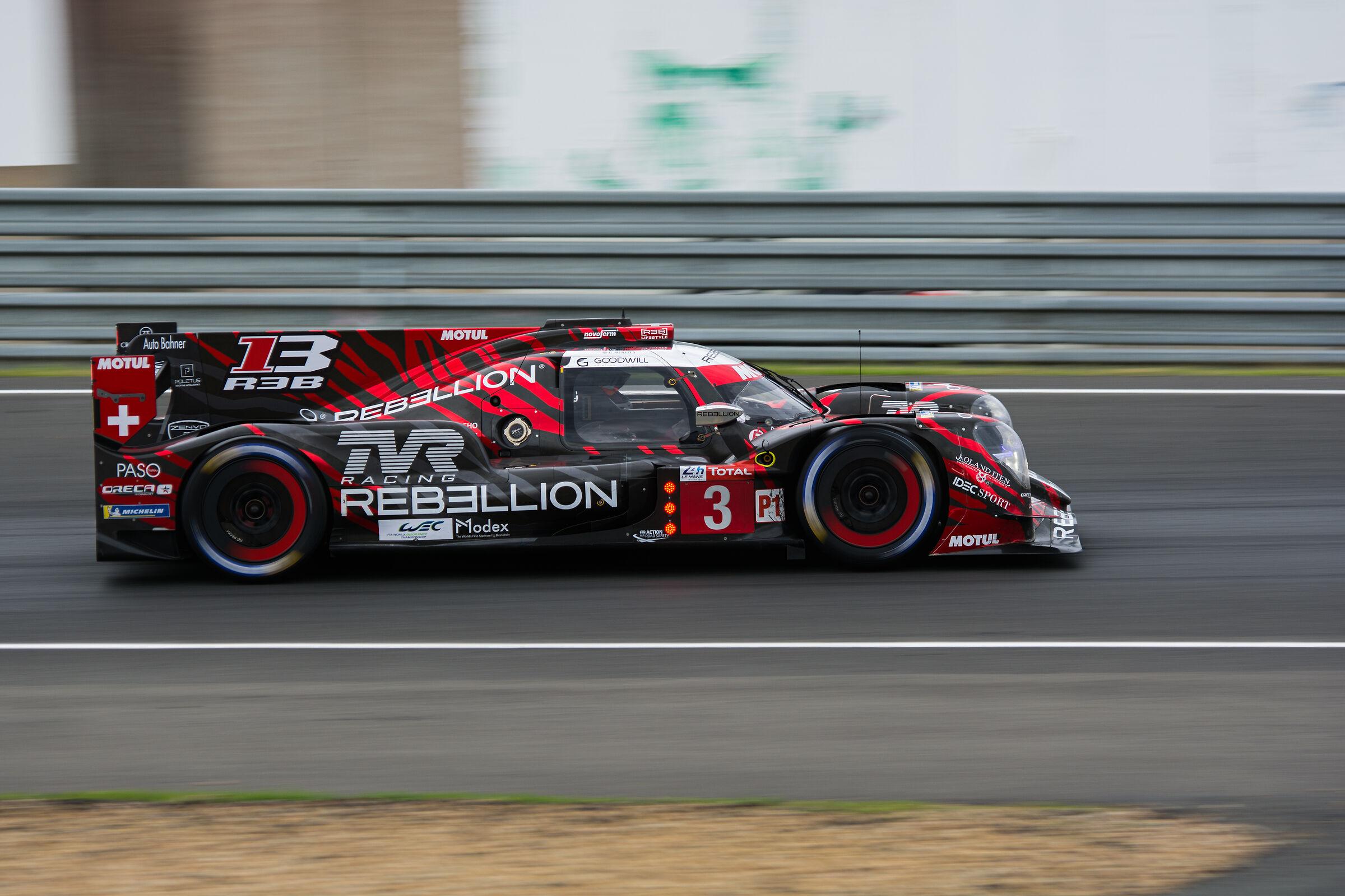LMP Rebellion Racing R13...