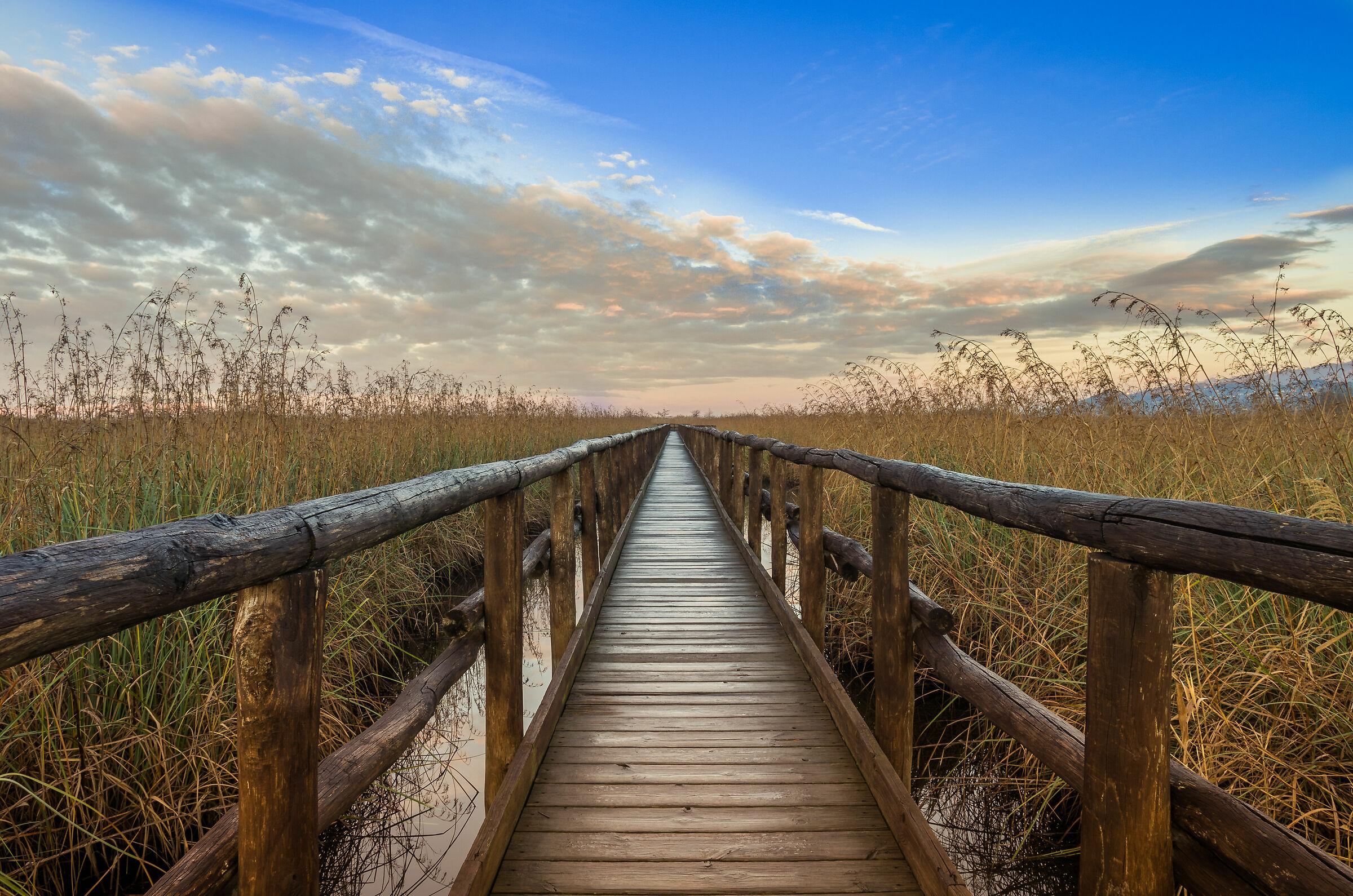 Lipu Nature Reserve...