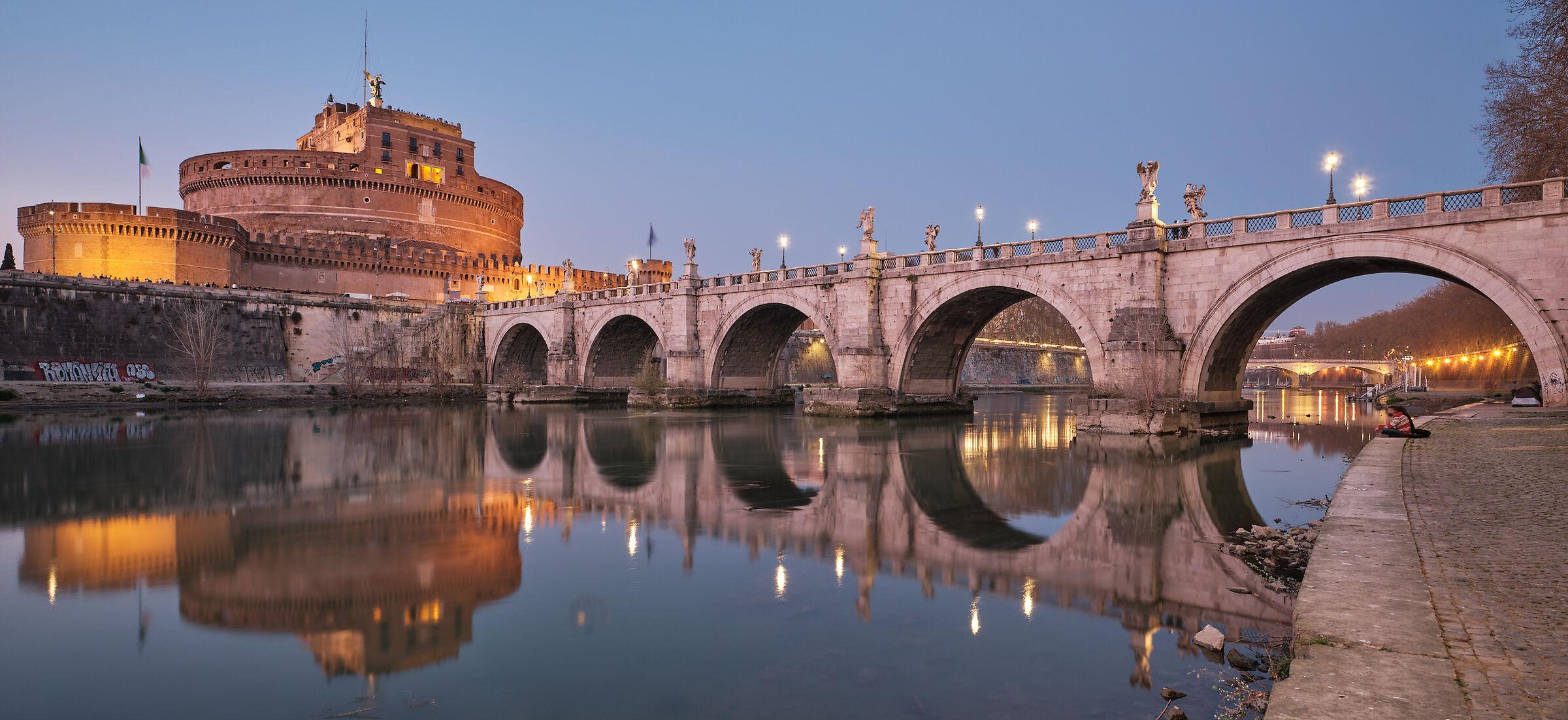 Castel Sant'Angelo...