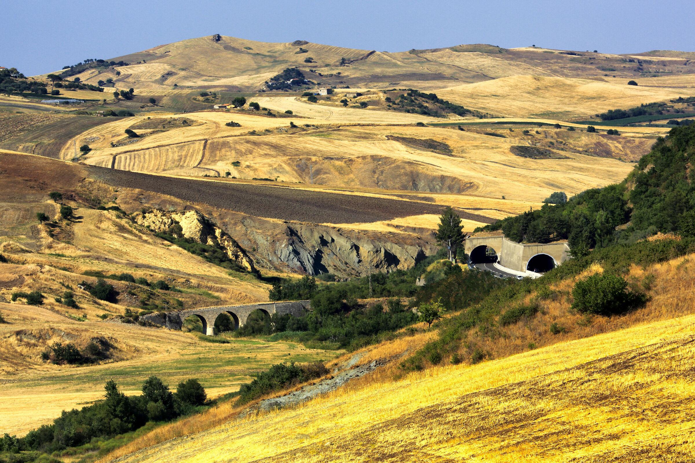 Summer in High Irpinia, AV....