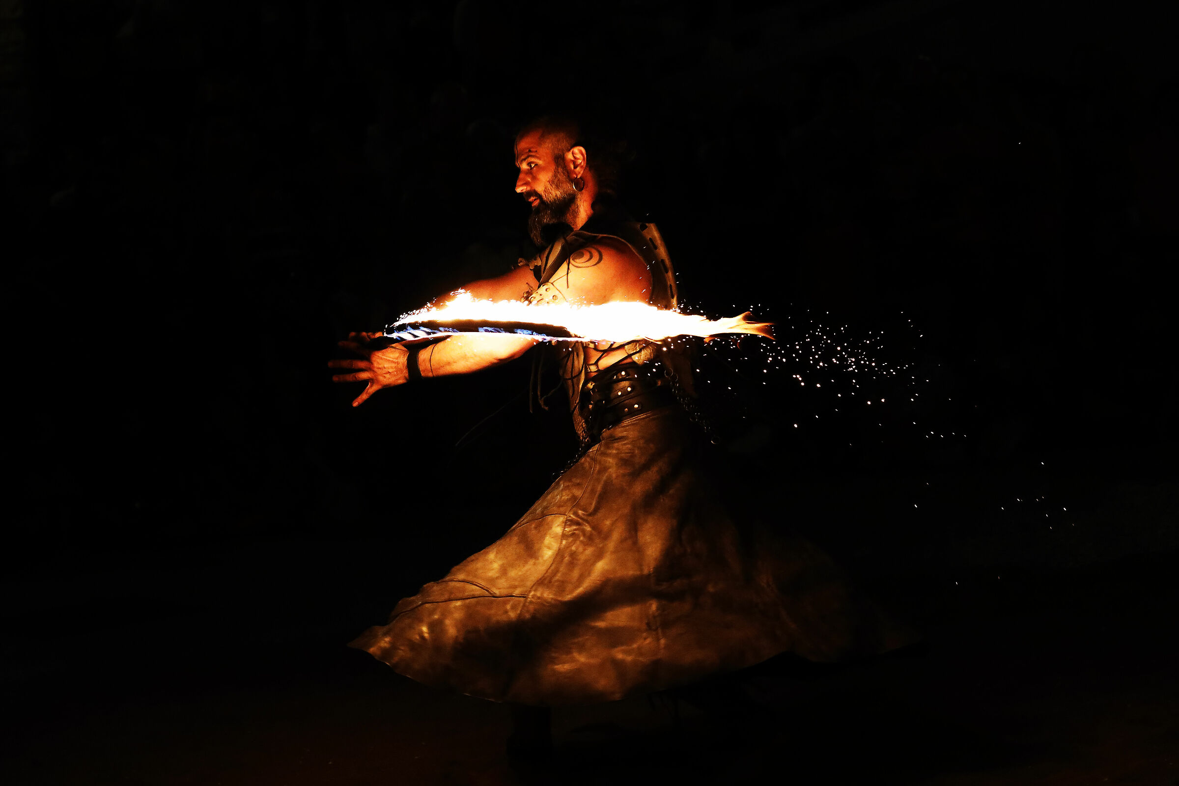 The Fire Show...