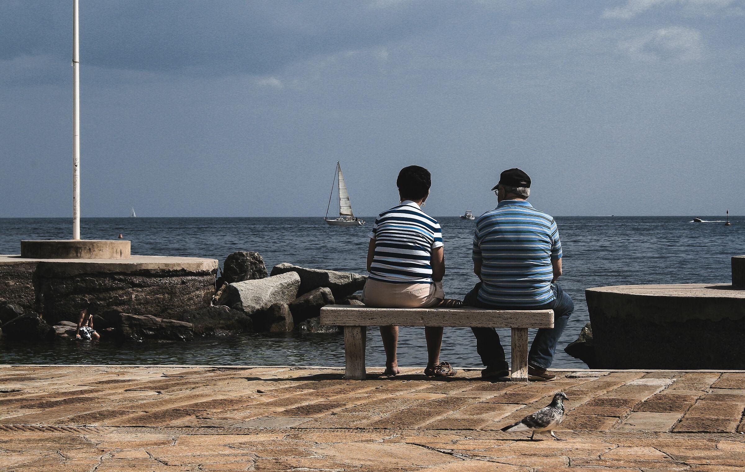 Ligurian sailors...