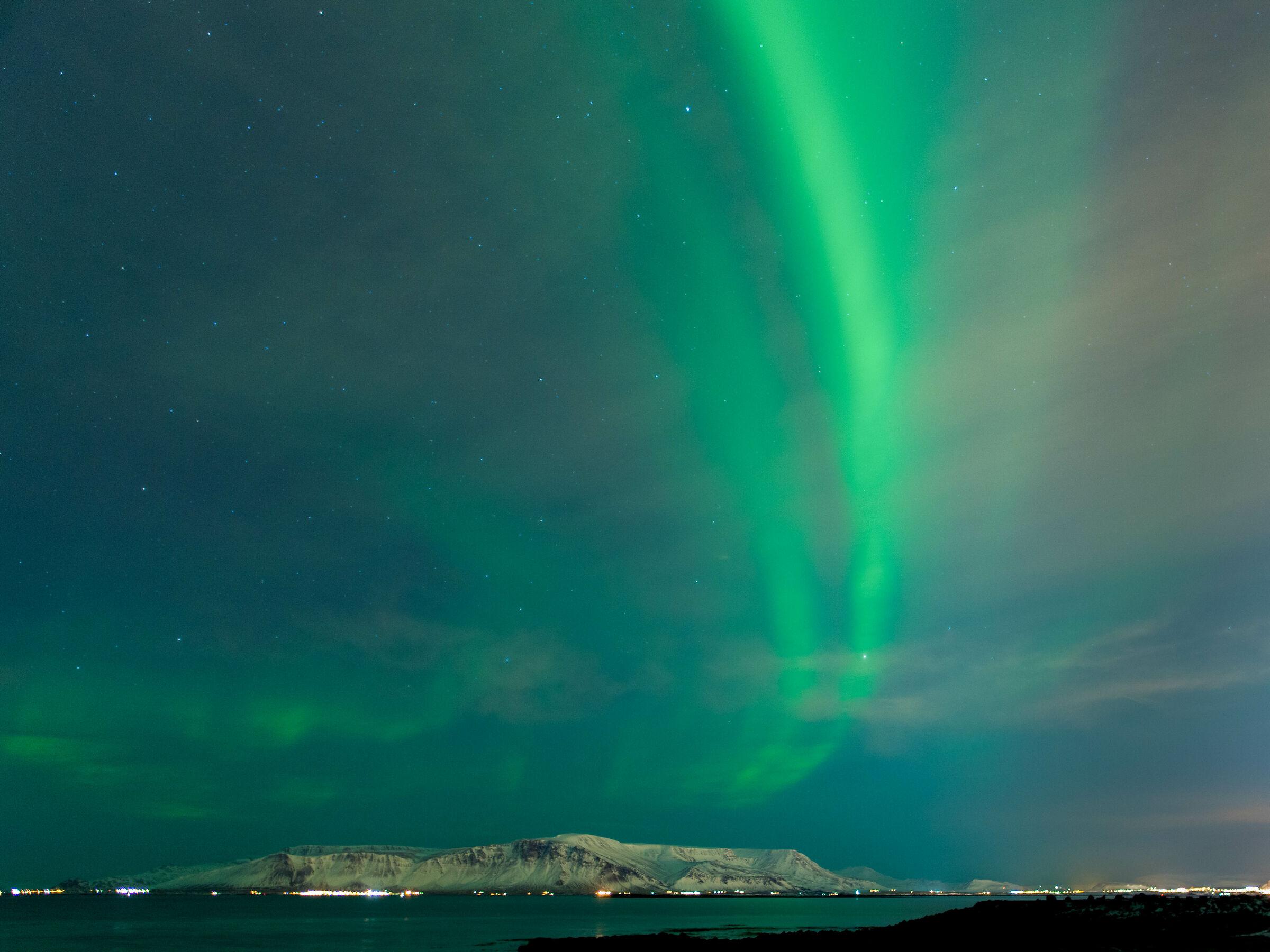 Northern lights - Iceland...