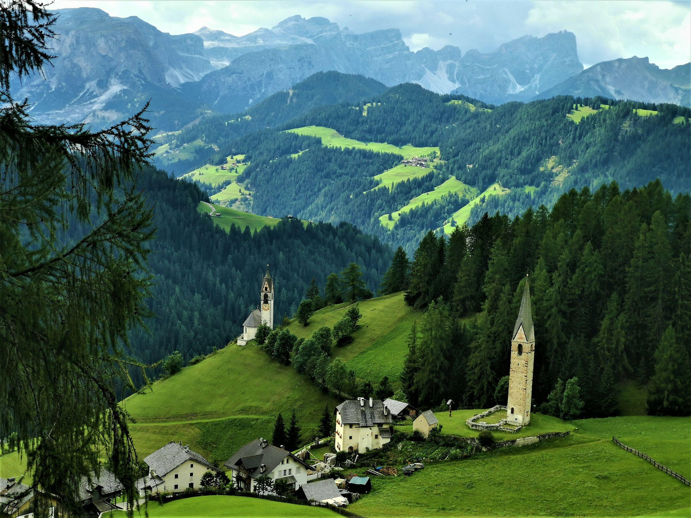 Val Badia -------...