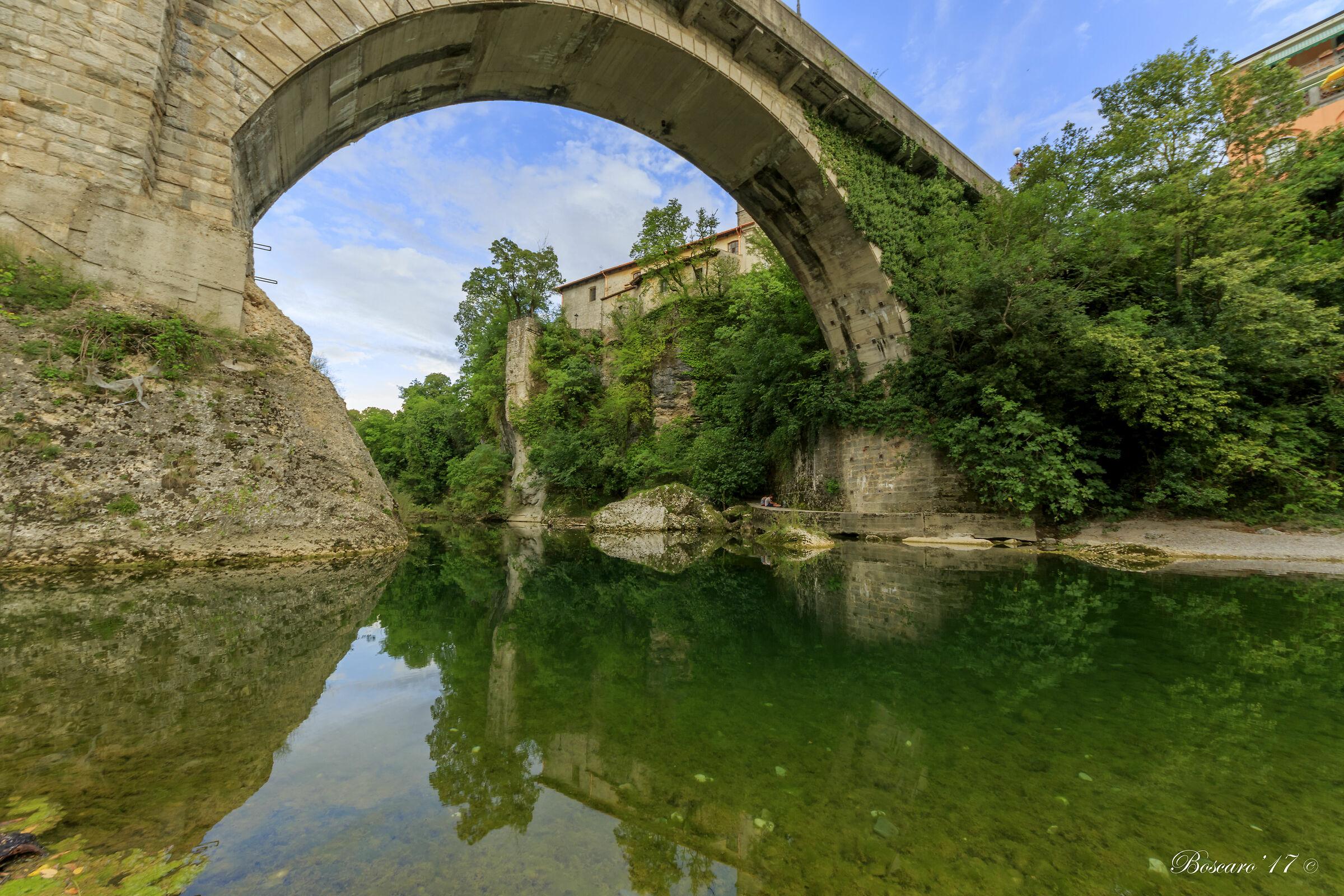 Devil's Bridge, Natisone River...