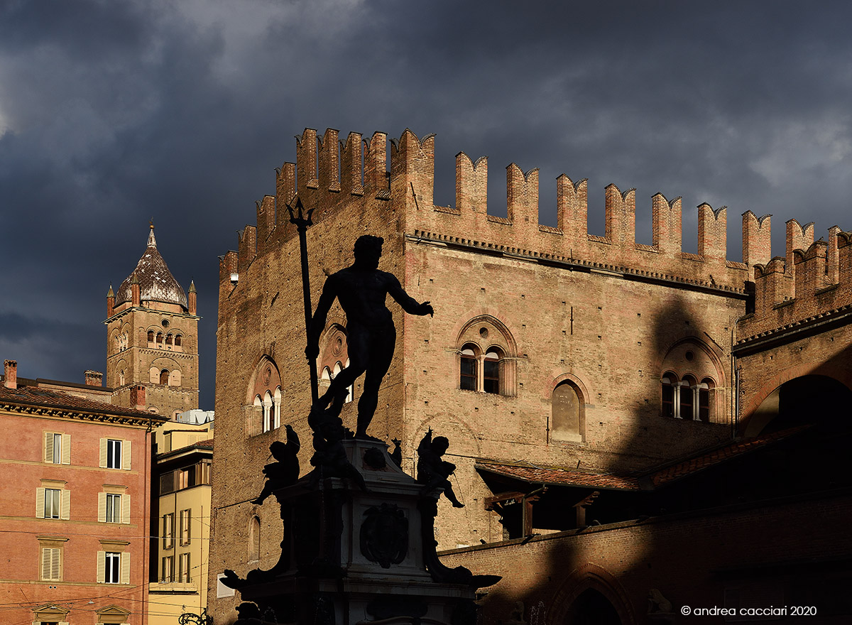 Bologna, the Neptune...