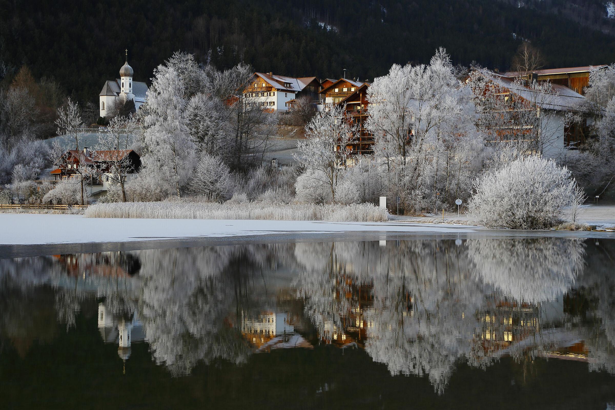 Weissensee Germany ...