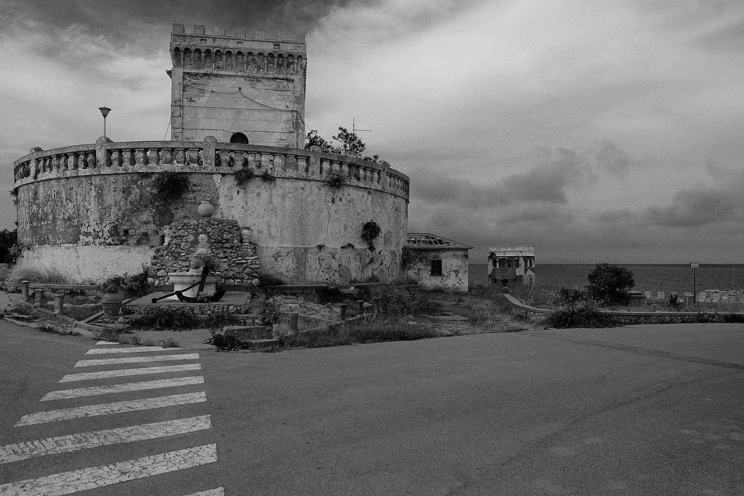 Pianosa Castle...