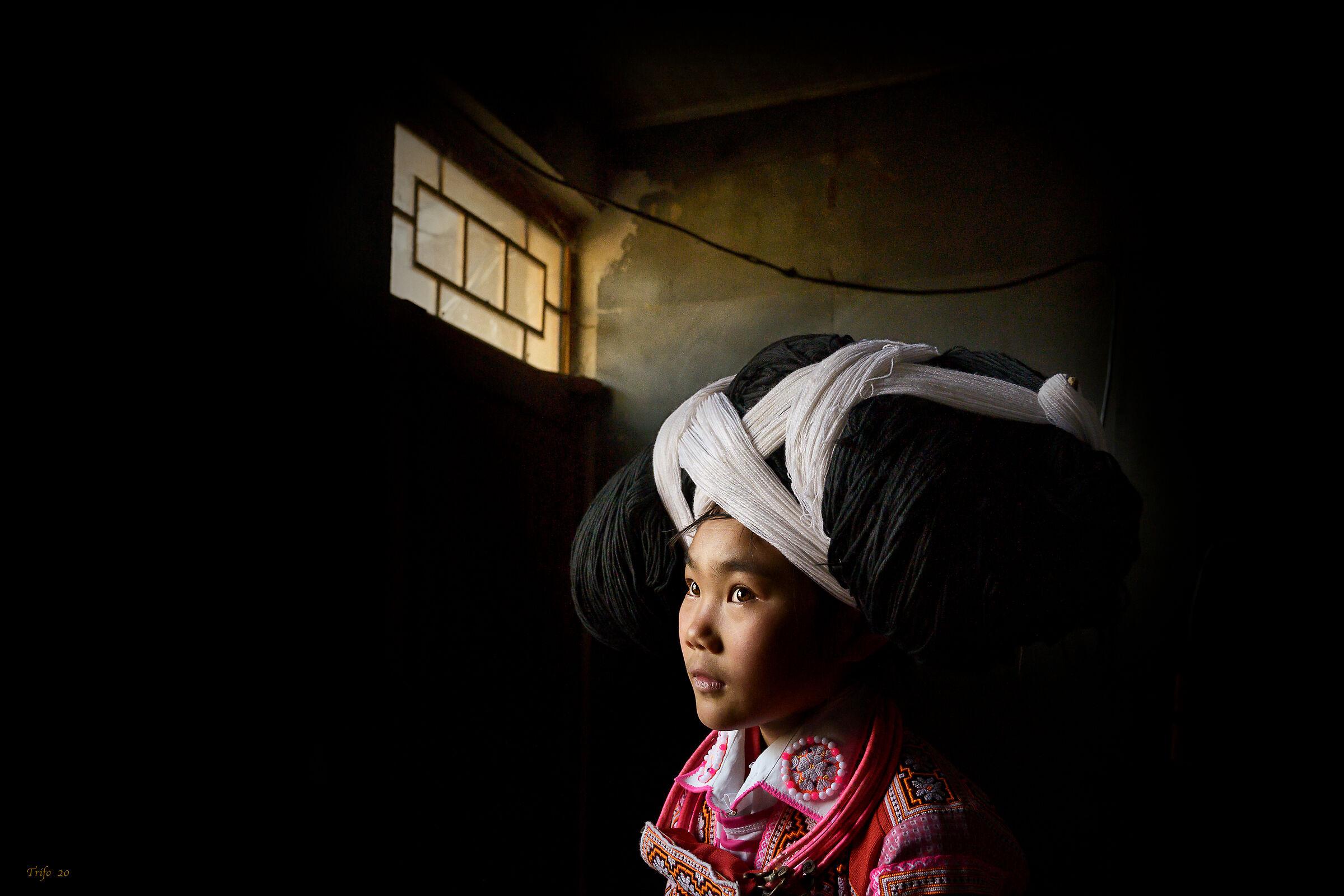 Long Horn Miao, Guizhou...