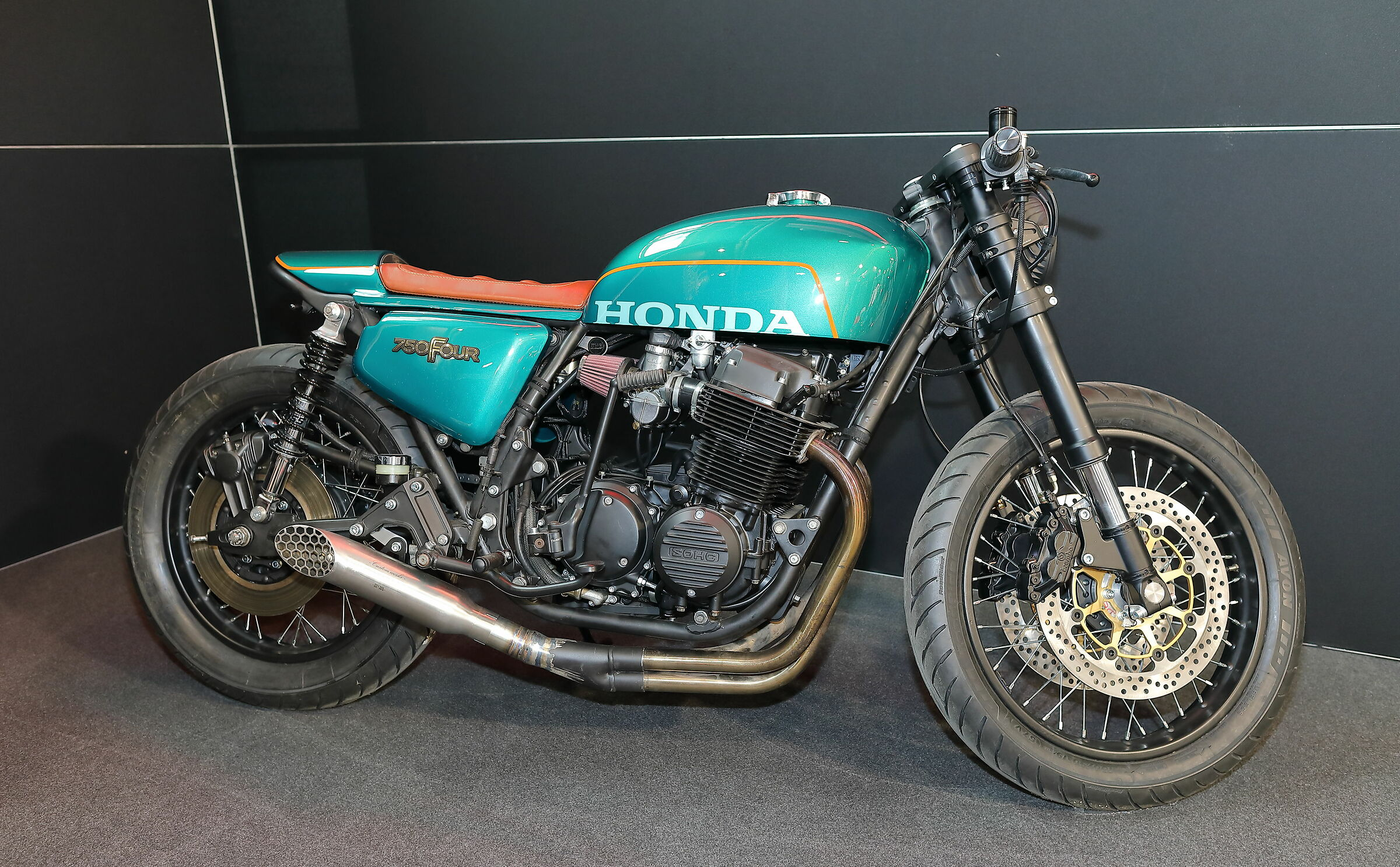 Verona - 16/01/2020 - Motor Bike Expo...