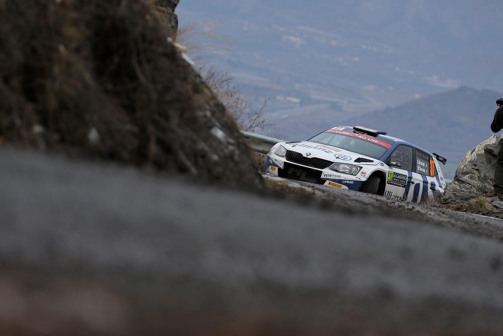 Monte Carlo 2020 Rally...