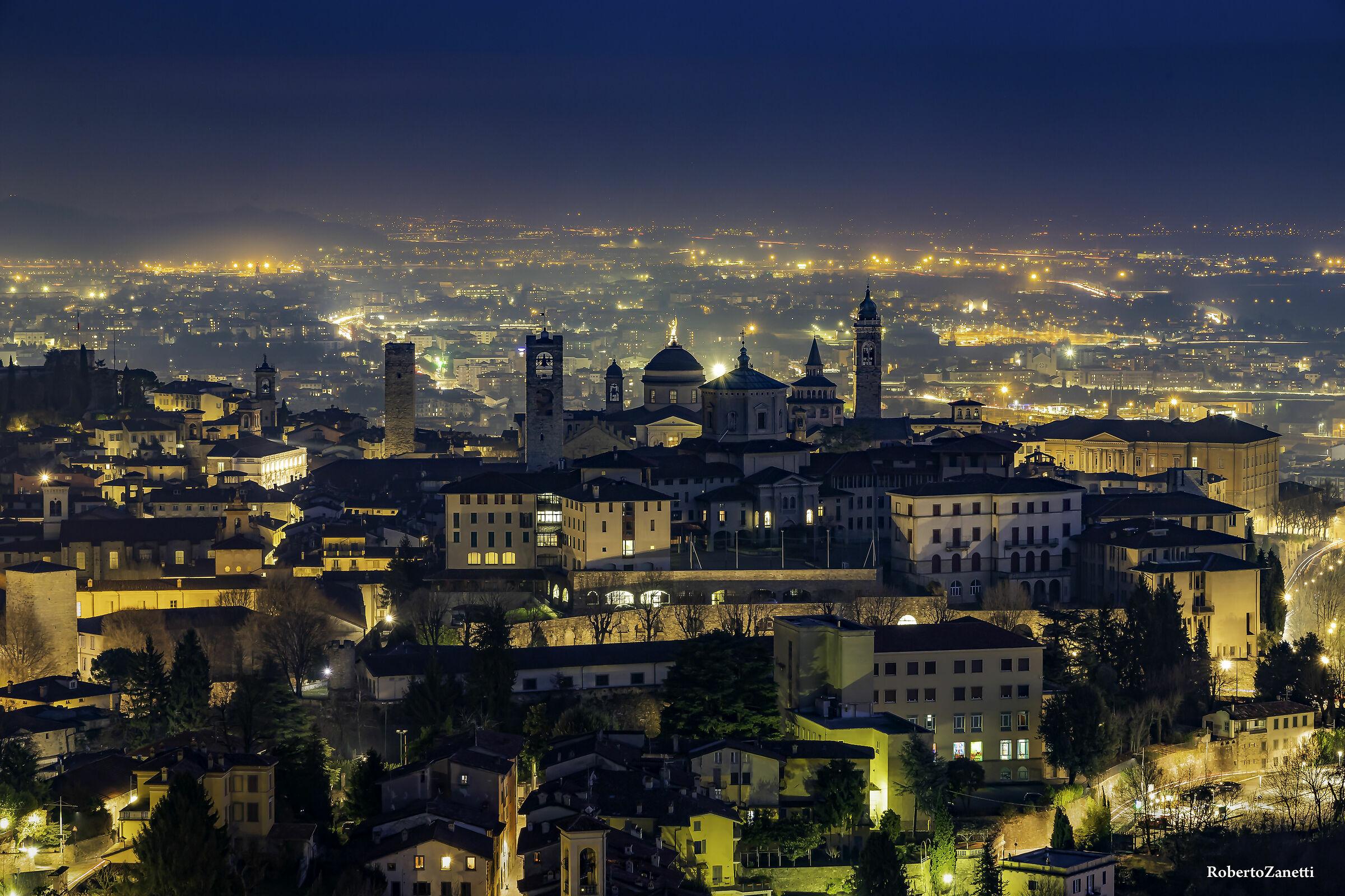 SKyline Town High Bergamo...