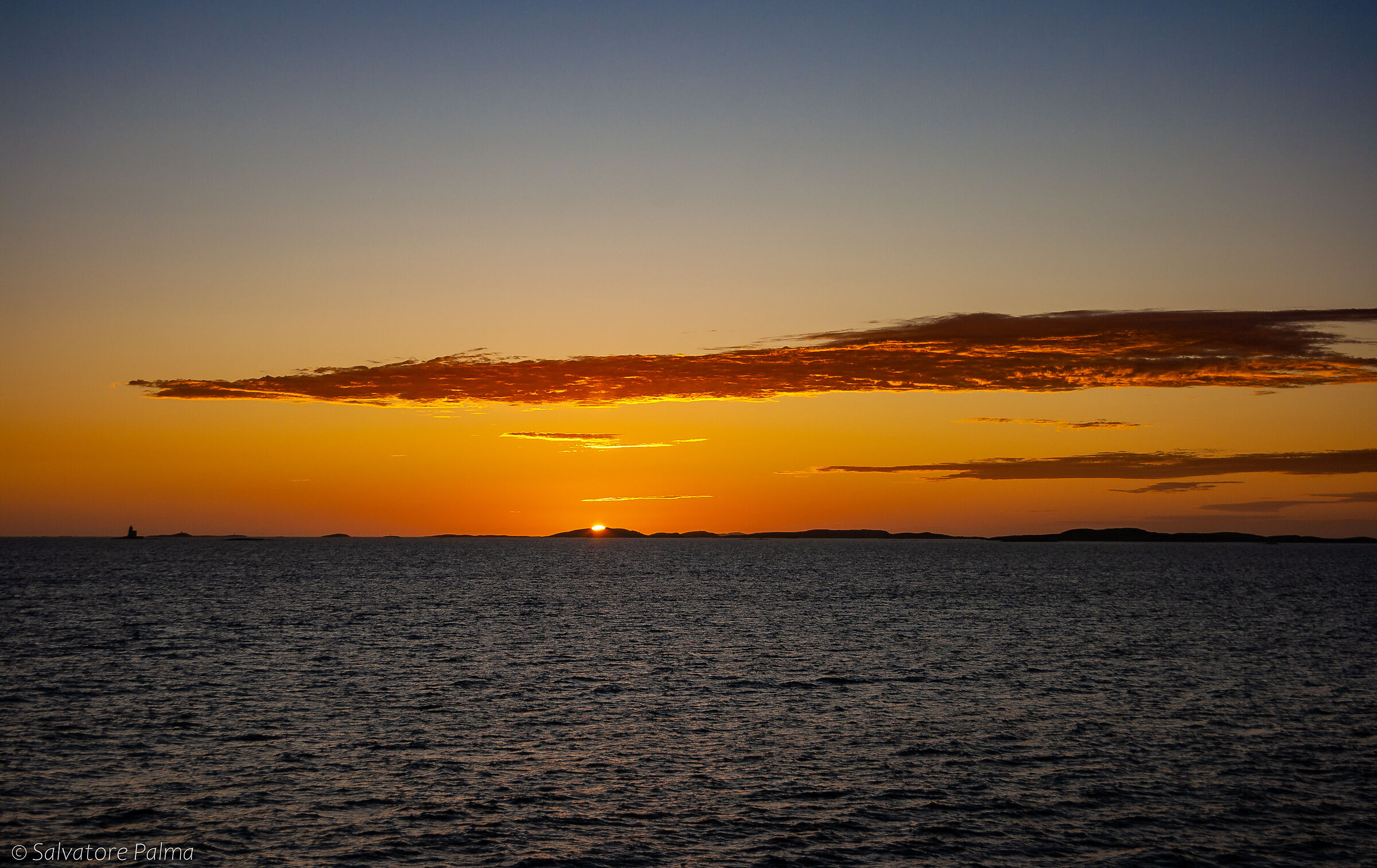 Sunset in Norway 2...