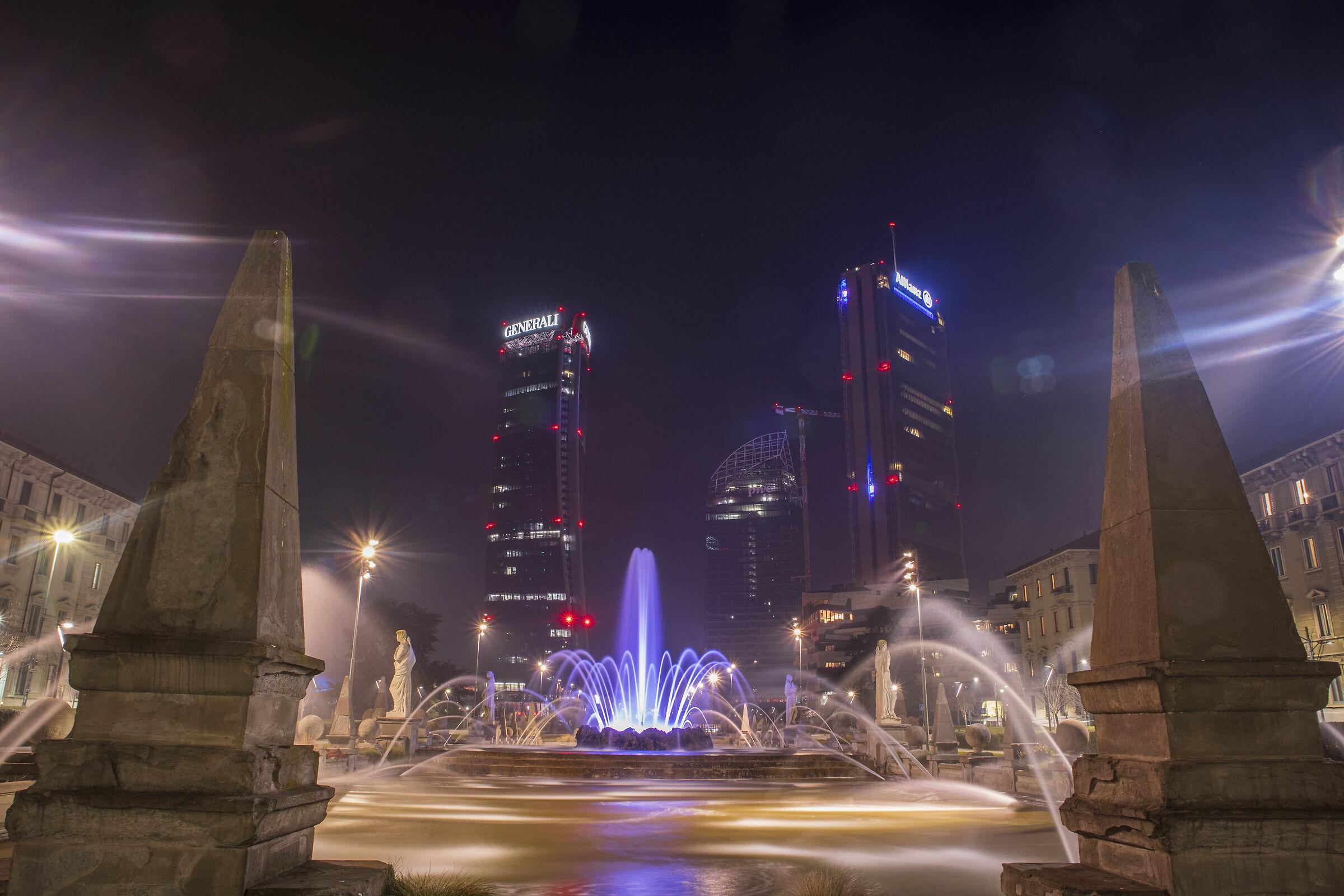 TreTorri - City Life Milano...