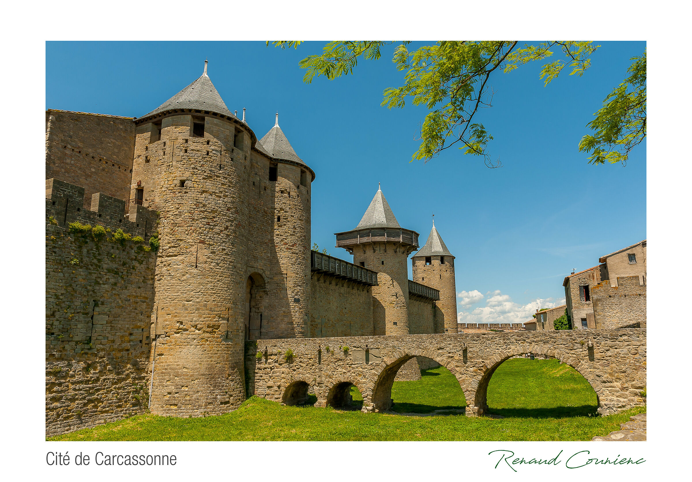Cité de Carcassonne...