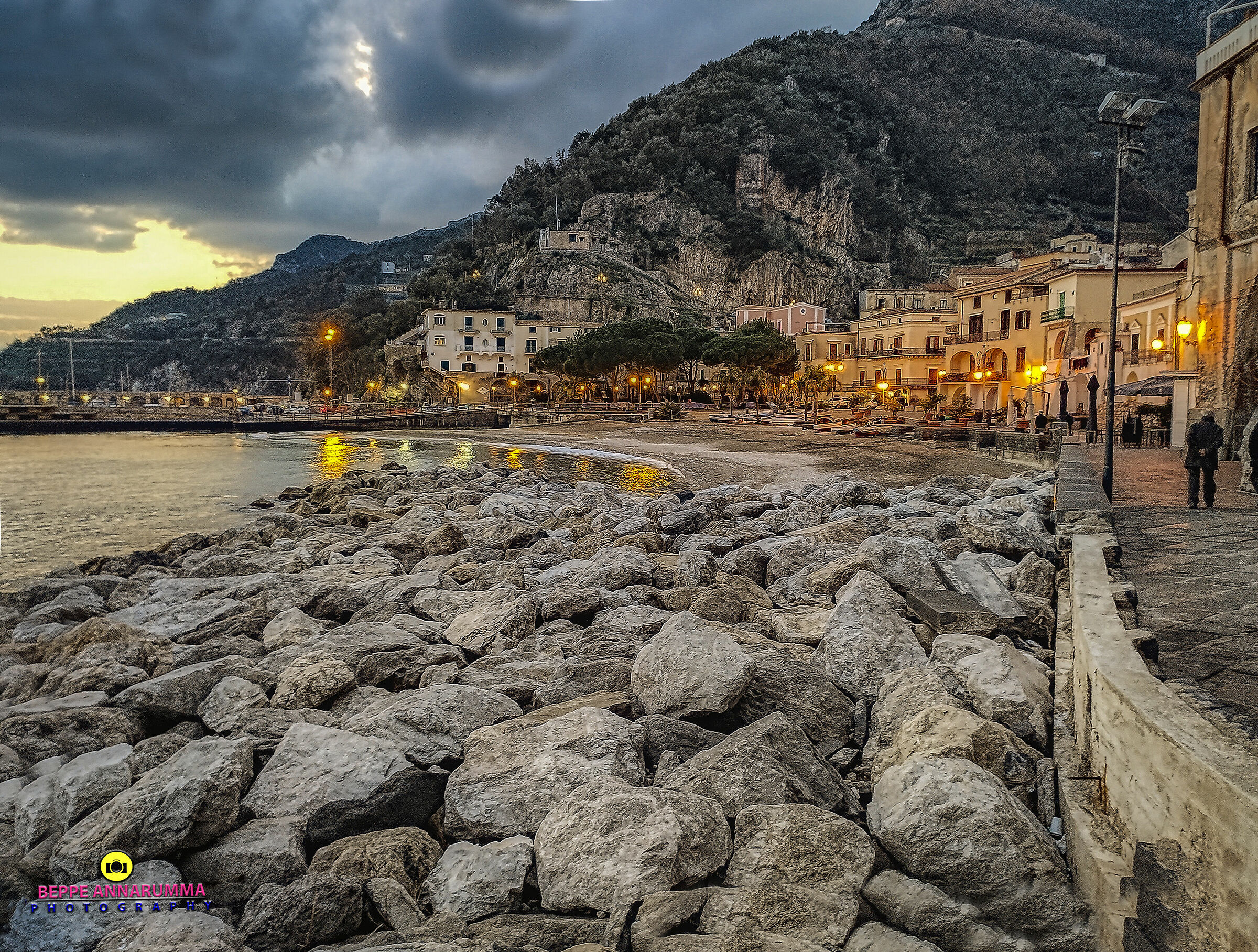 Erchie - Amalfi Coast...