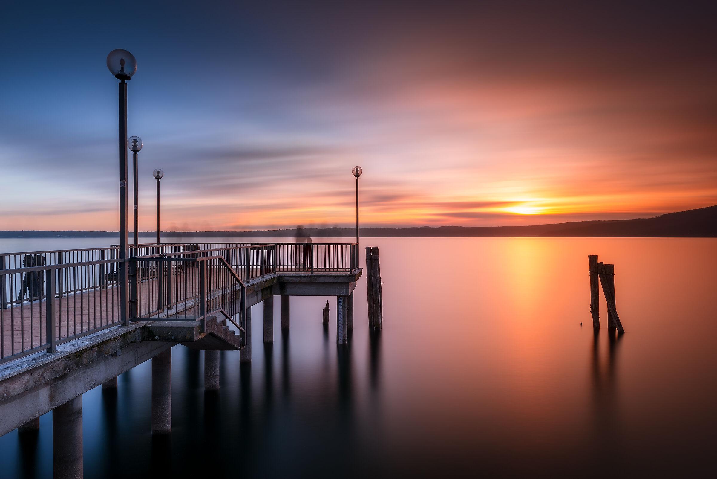 Lago di Bracciano...