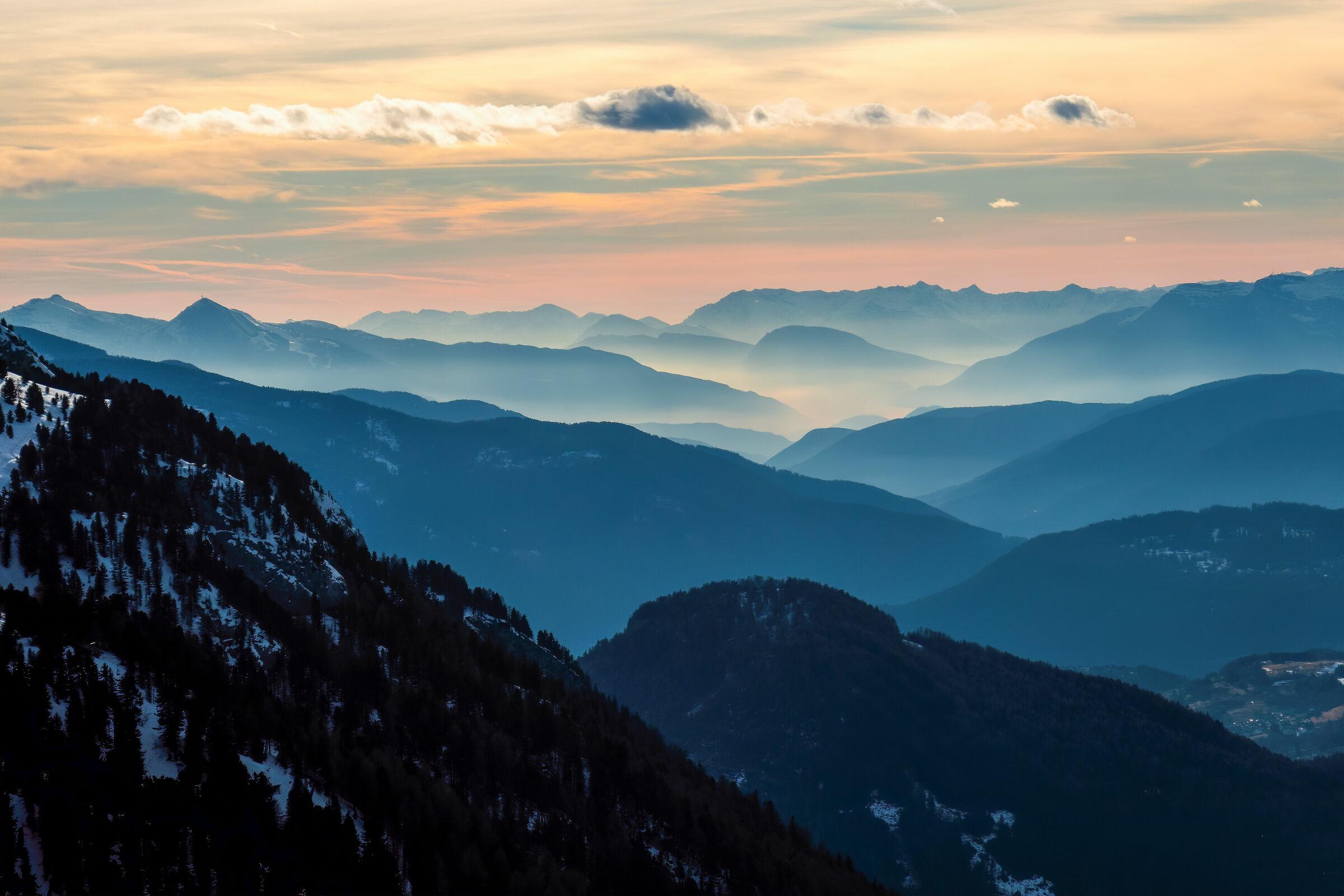 Trentino valleys...
