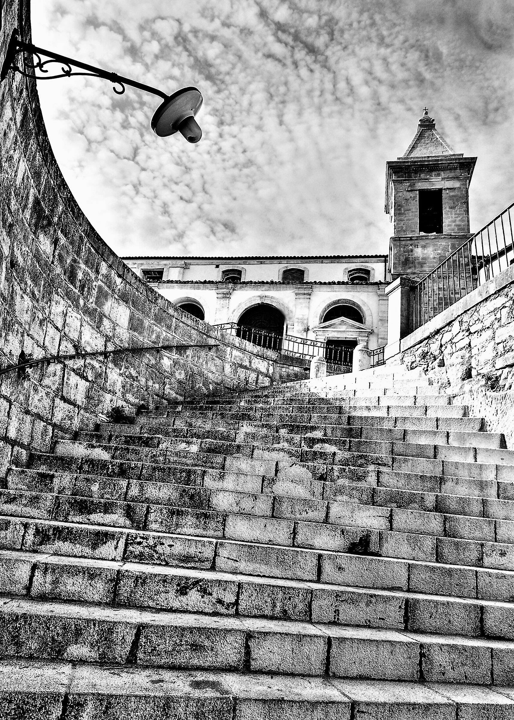 St. Mary's Church of the Stairs...