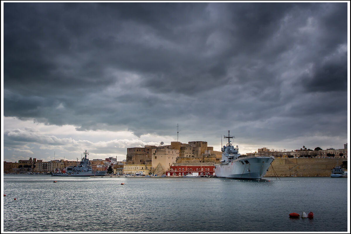 Brindisi, Lega Navale...