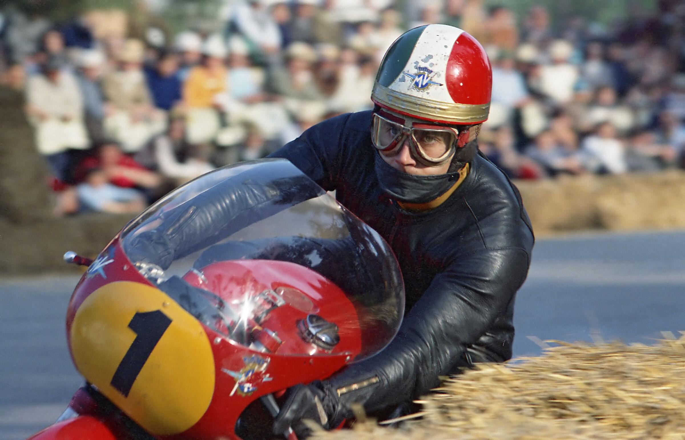 Giacomo Agostini Riccione 1970...
