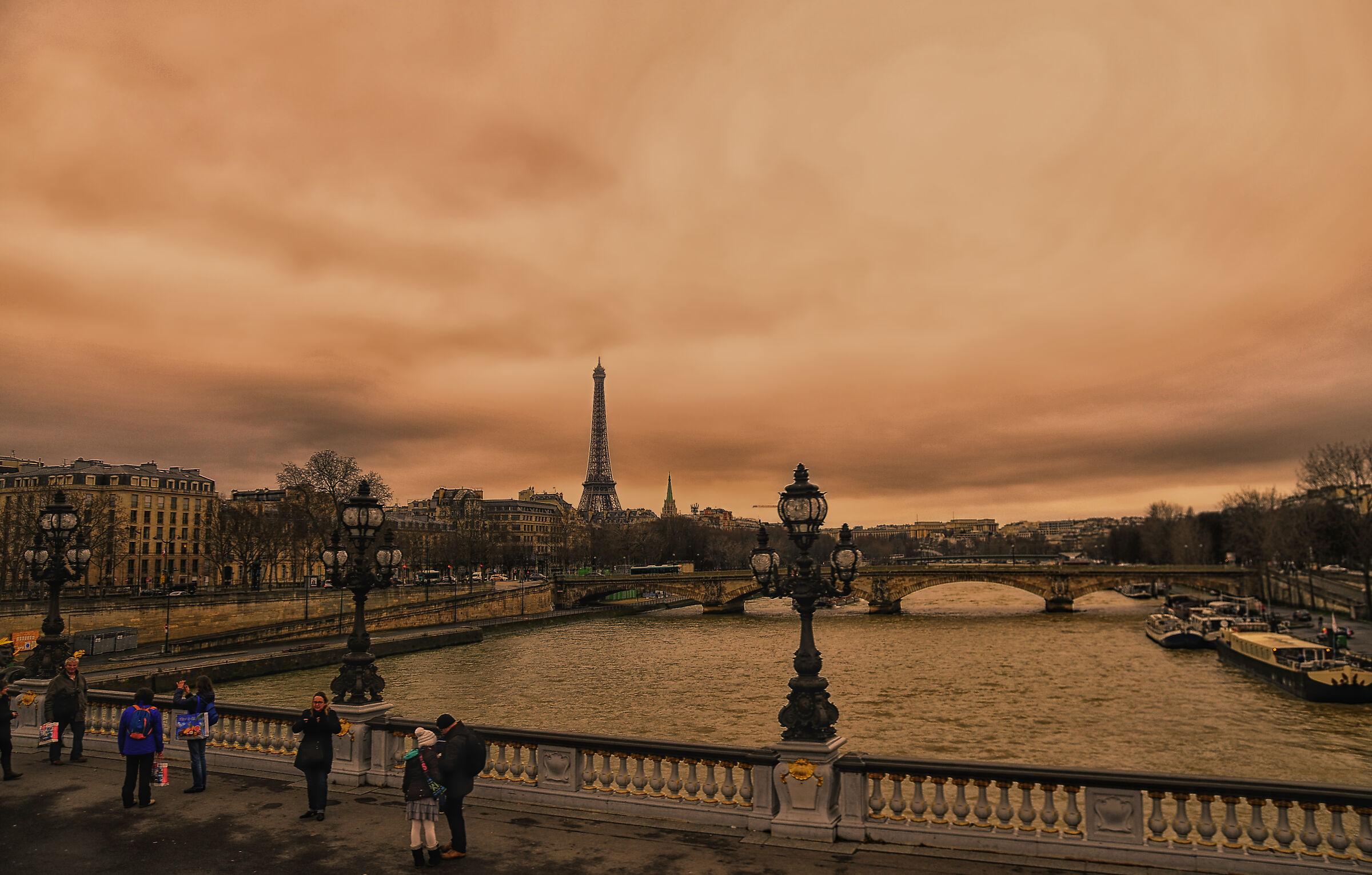 Cartoline da Parigi...