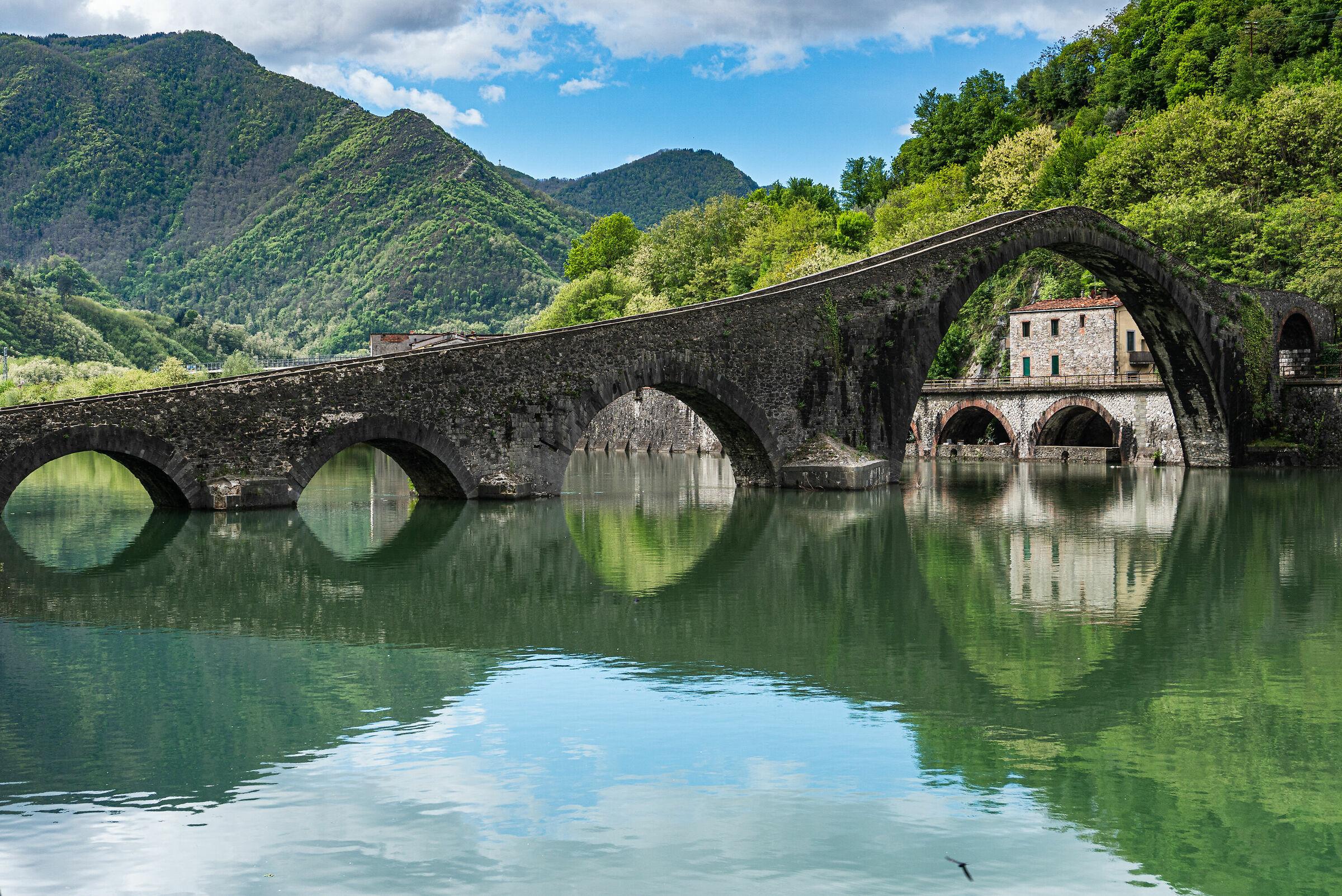 Borgo in Mozzano...