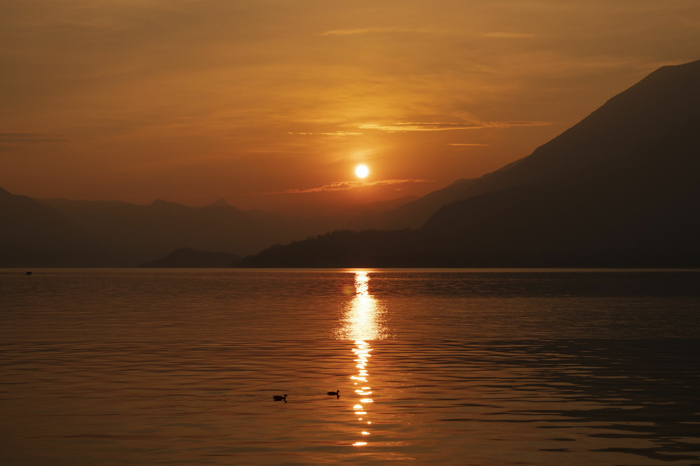 """Quel ramo del lago di Como...""..."