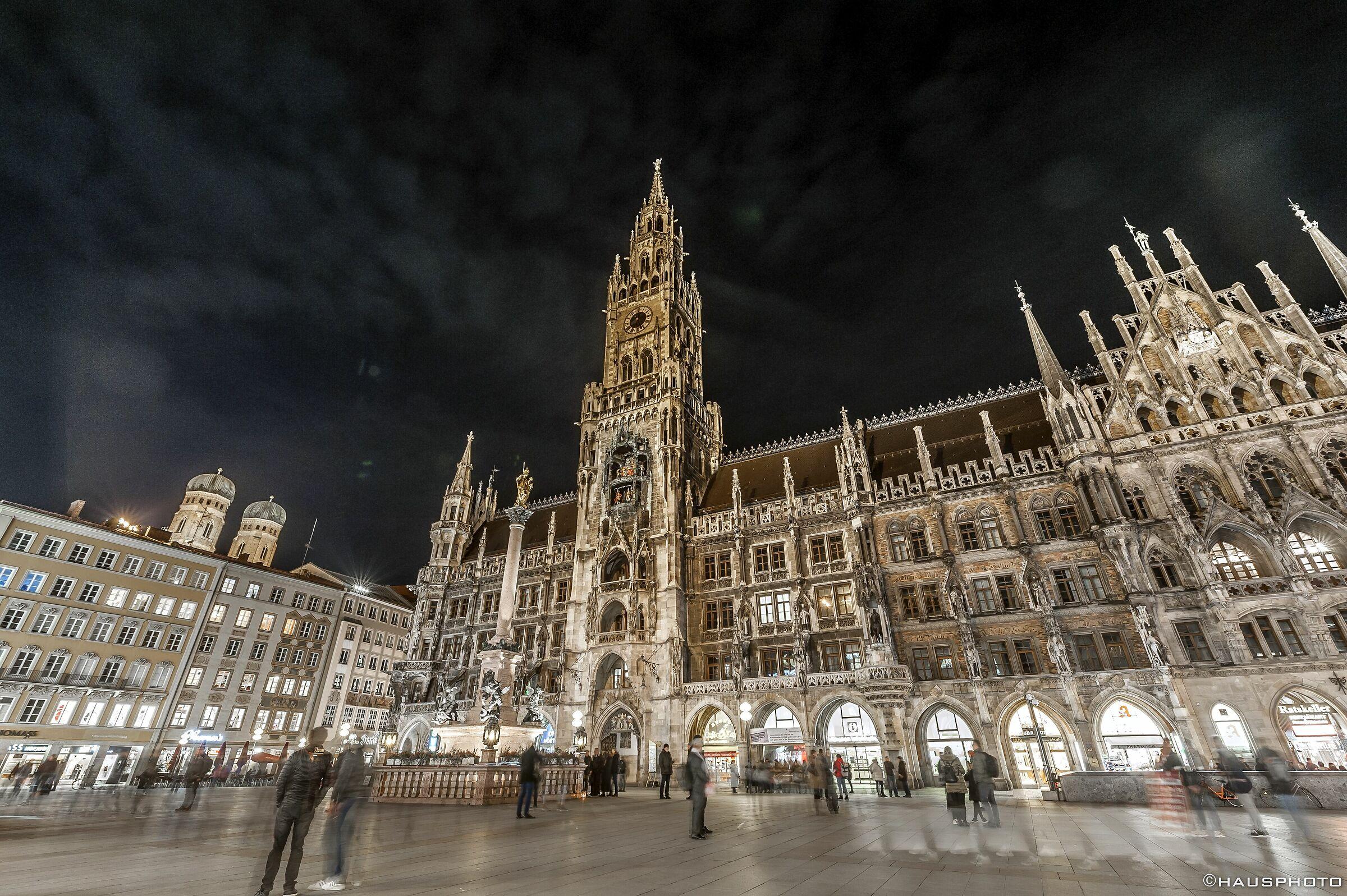 Munich...