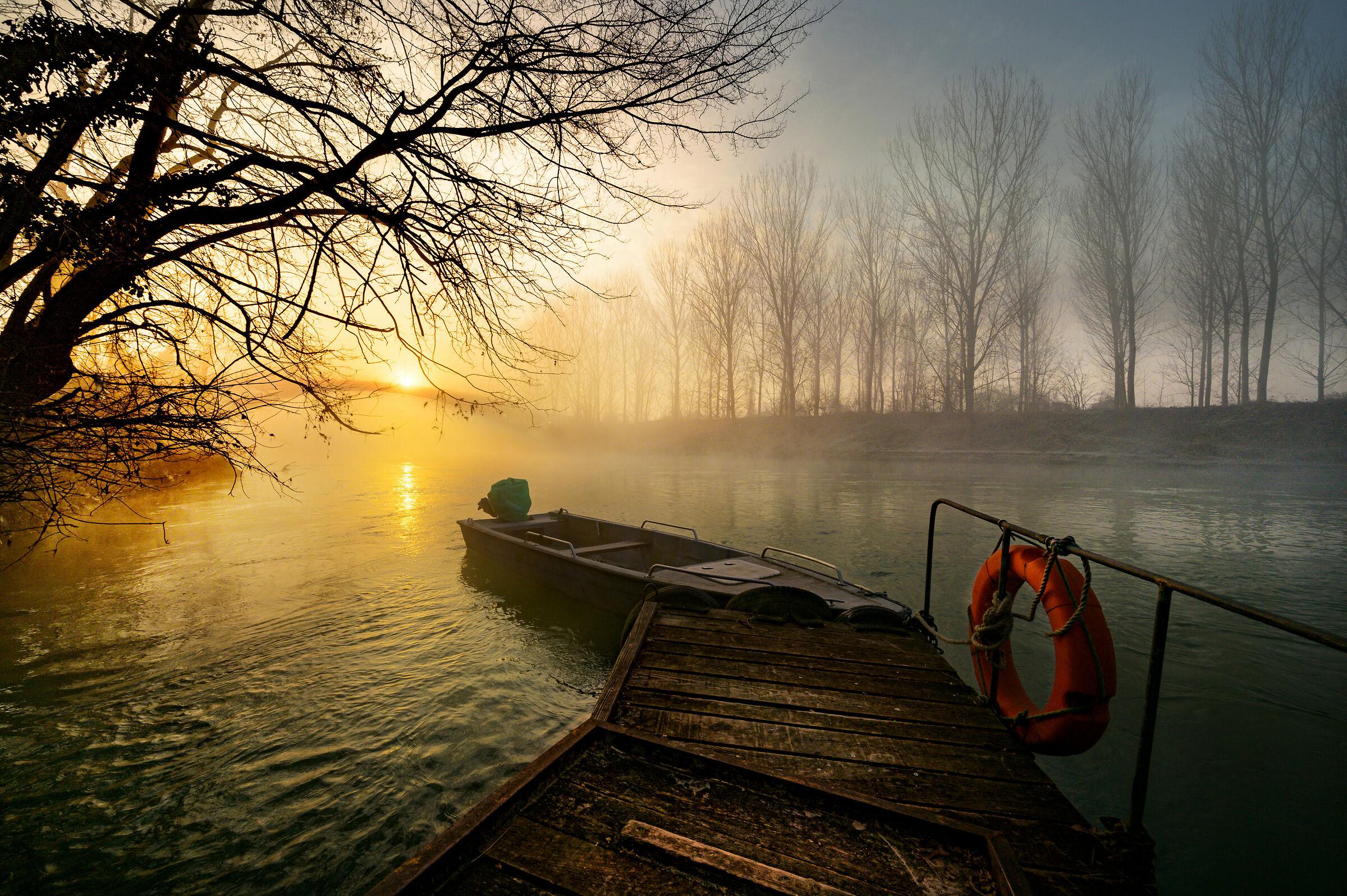 Si alza il sole...