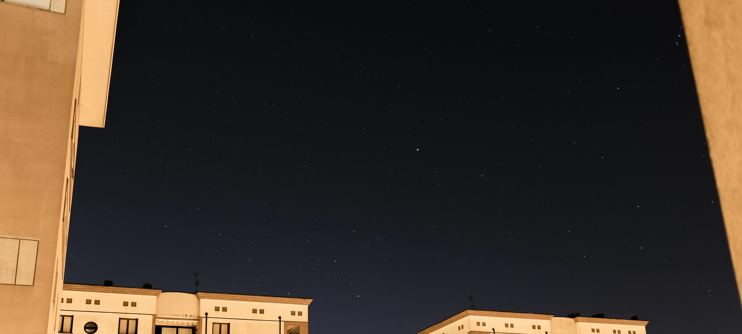 """""""Mio Dio, è pieno di stelle!""""..."""