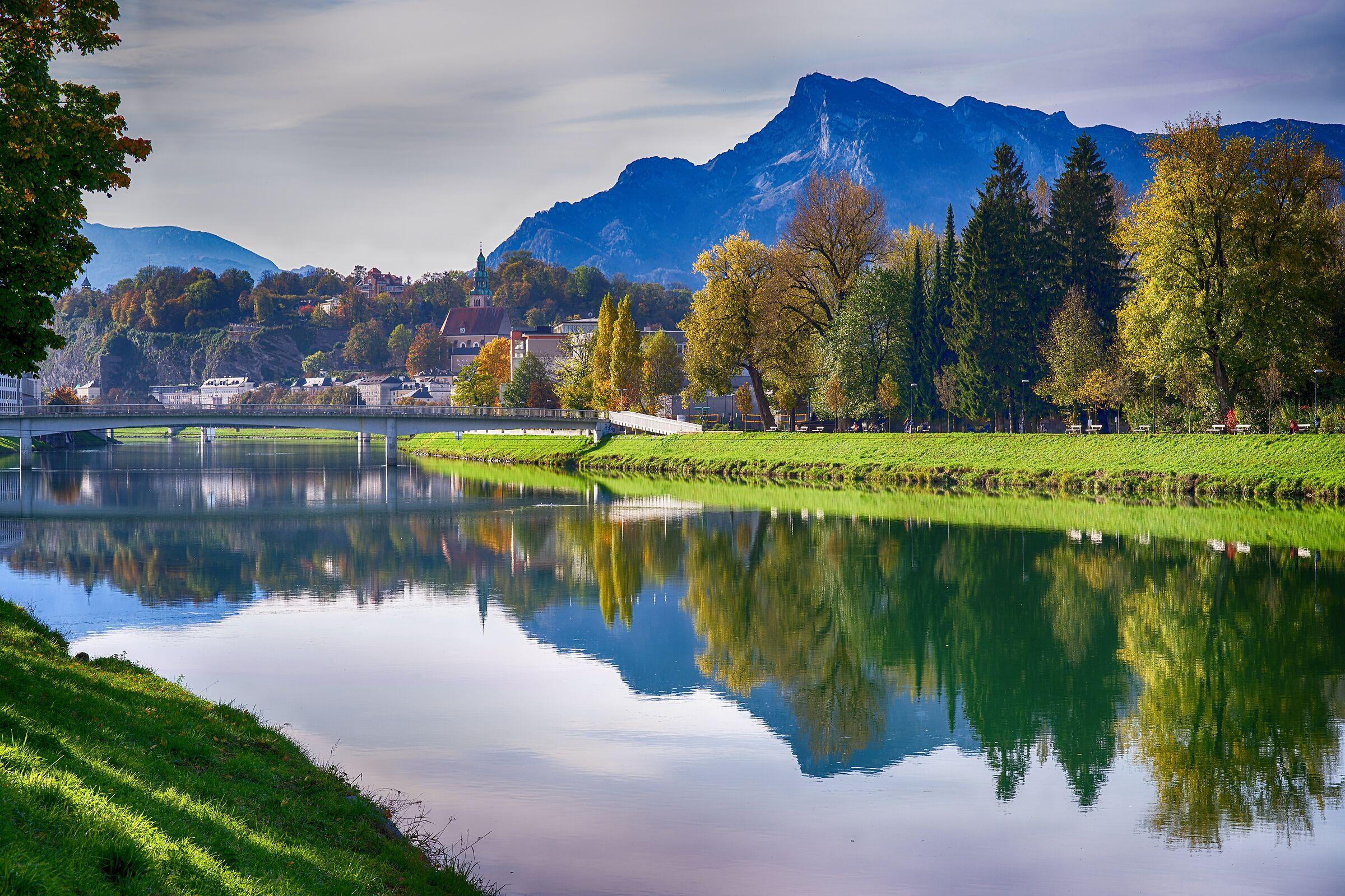i colori di Salisburgo...