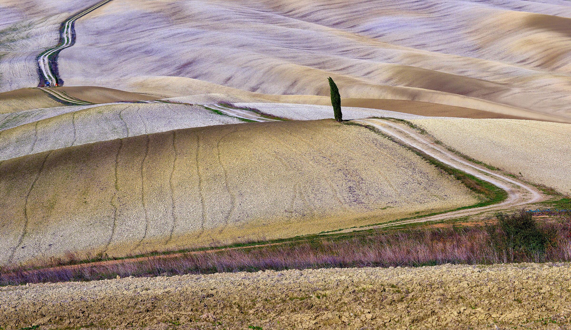 Tuscany land III...