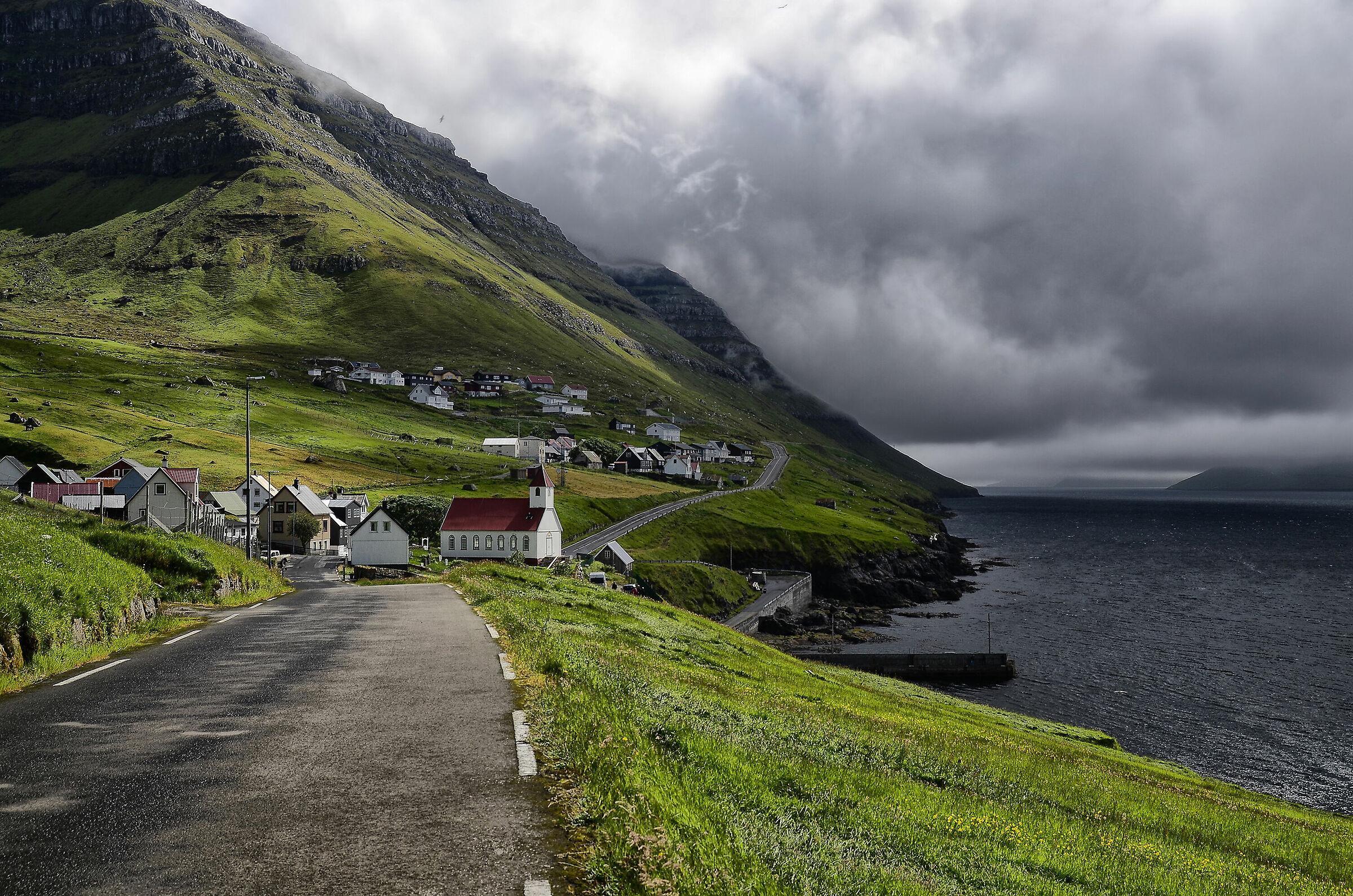 Kalsoy, Isole Faroe...
