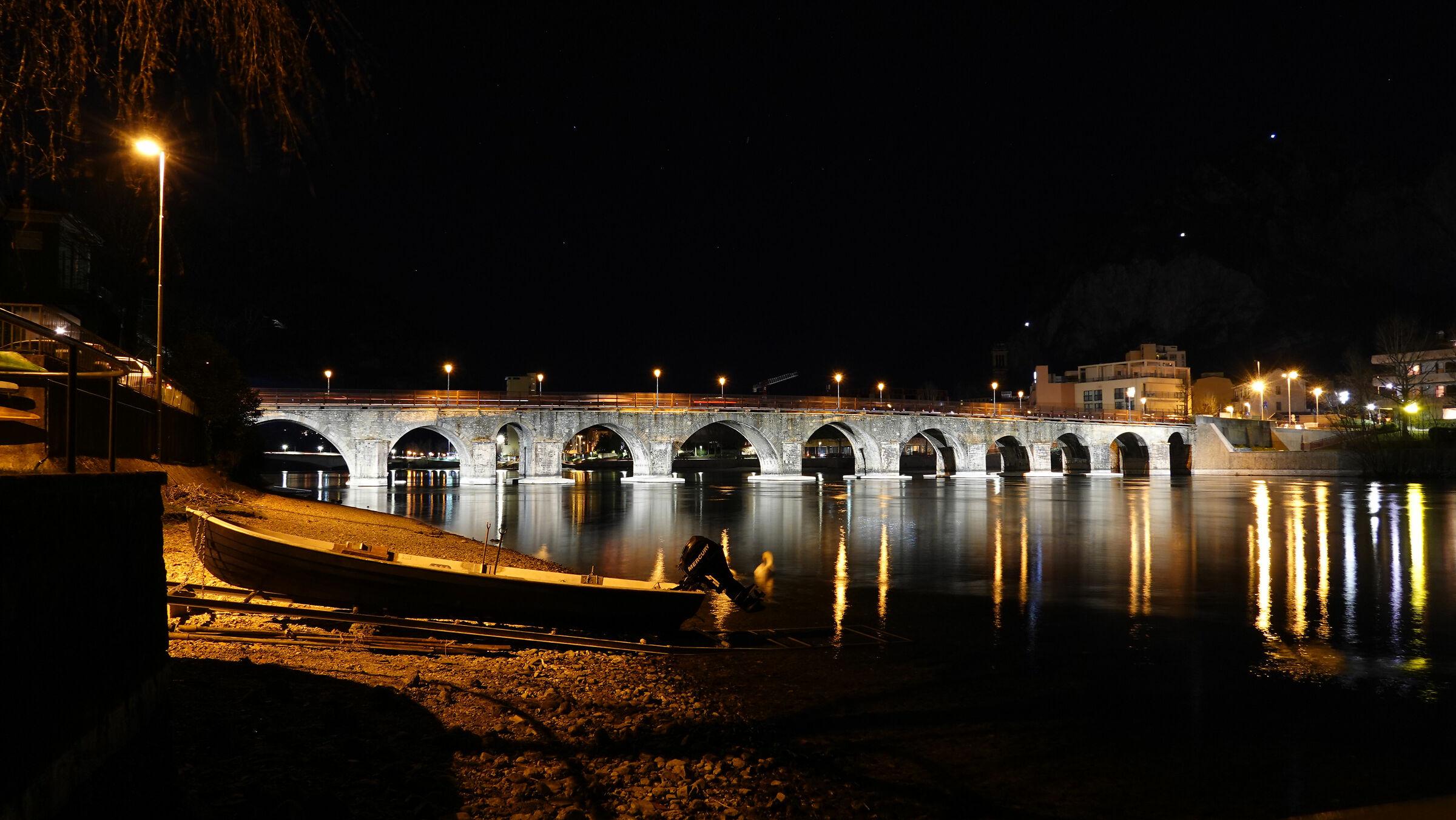 Lecco, ponte Vecchio...