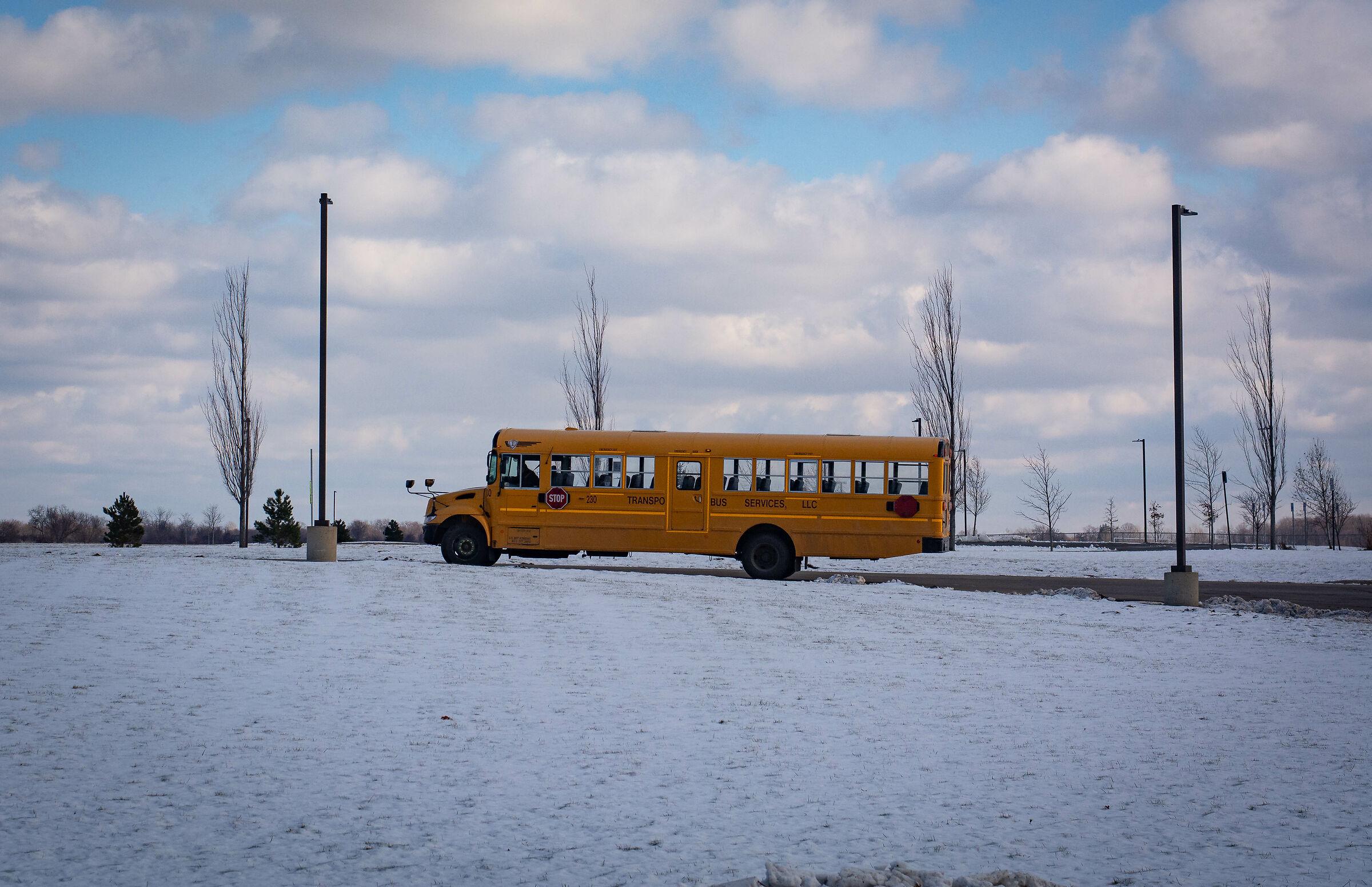 School Bus...