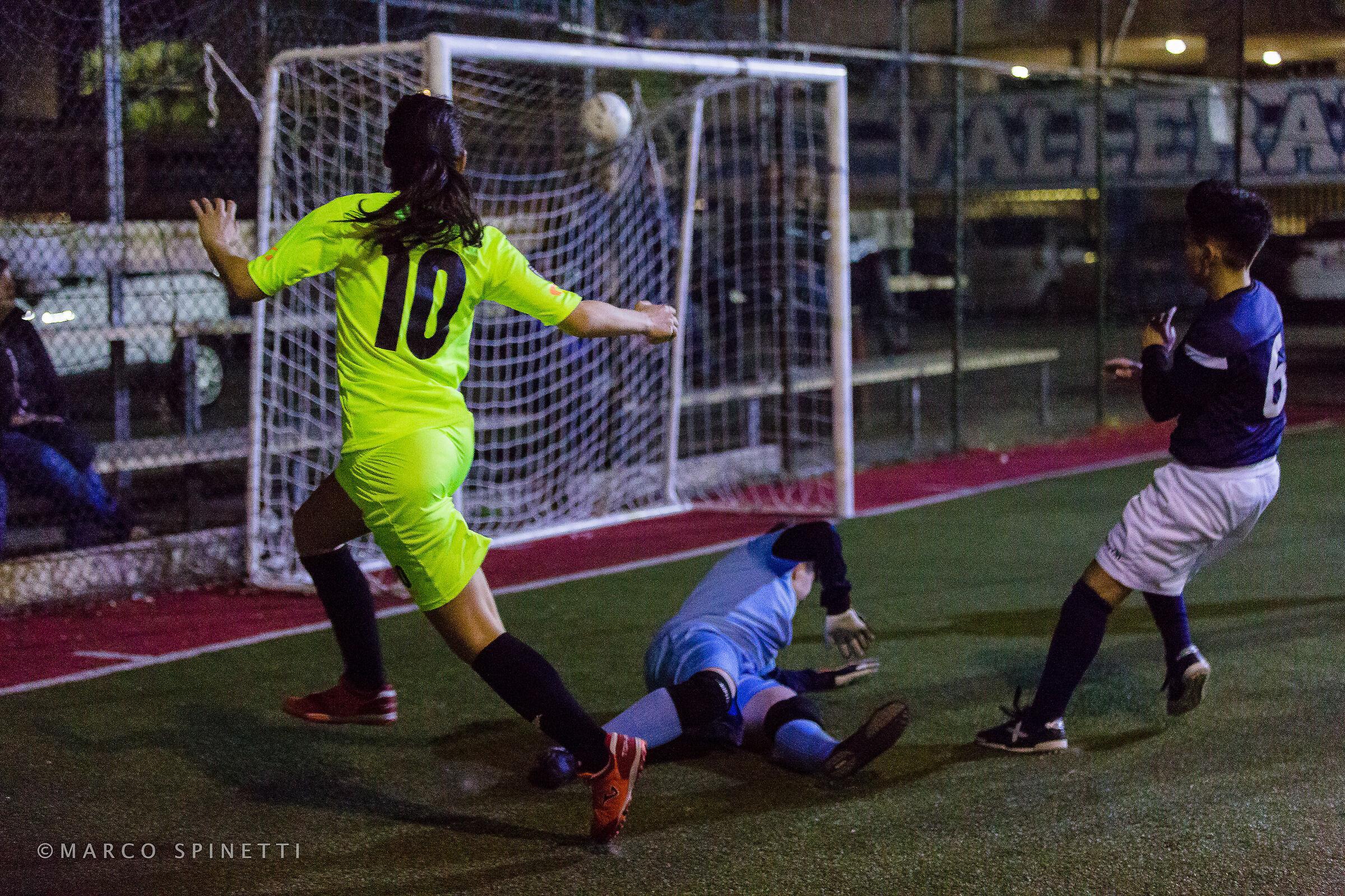 Goal.......