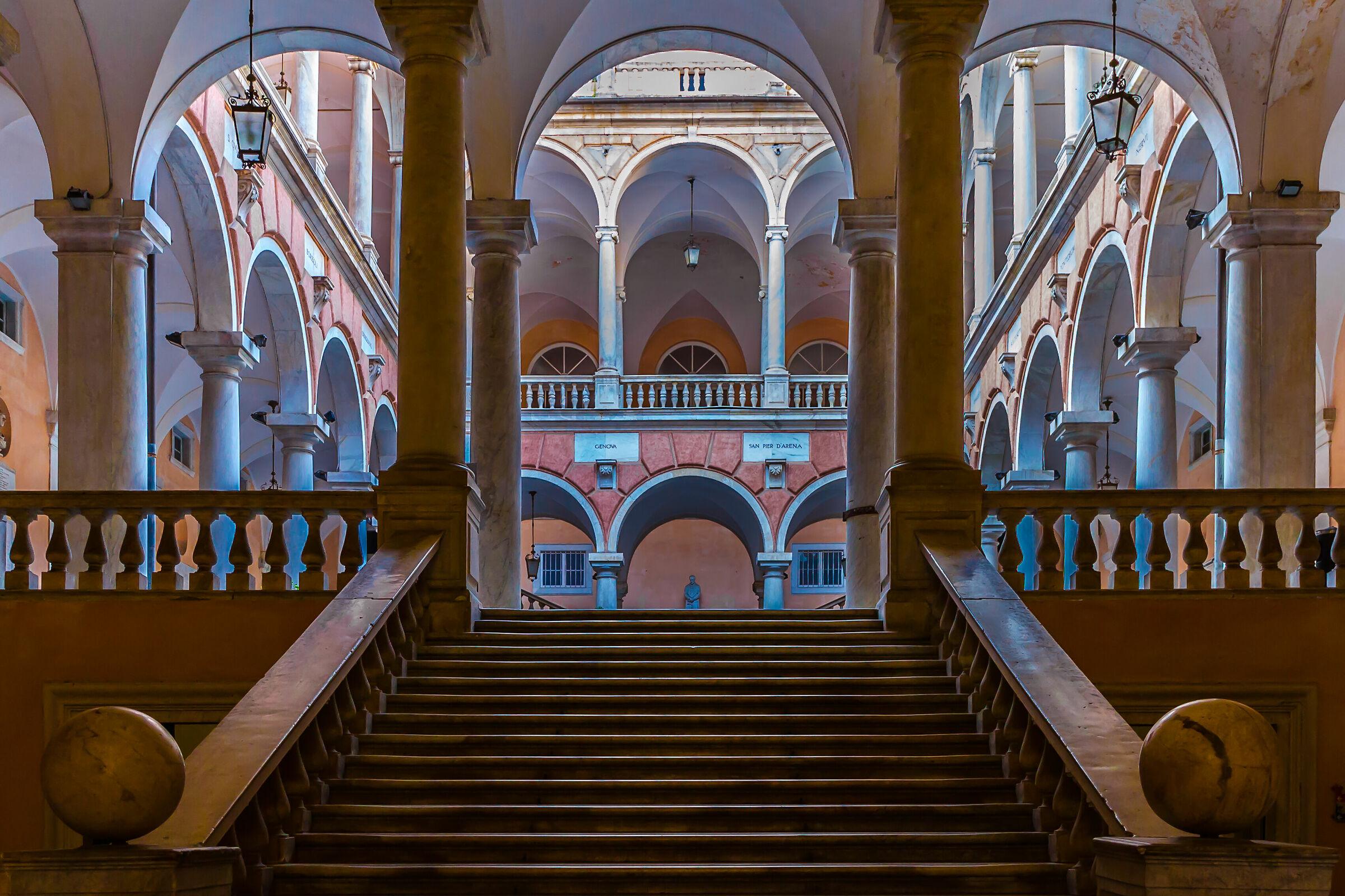 Palazzo Tursi...