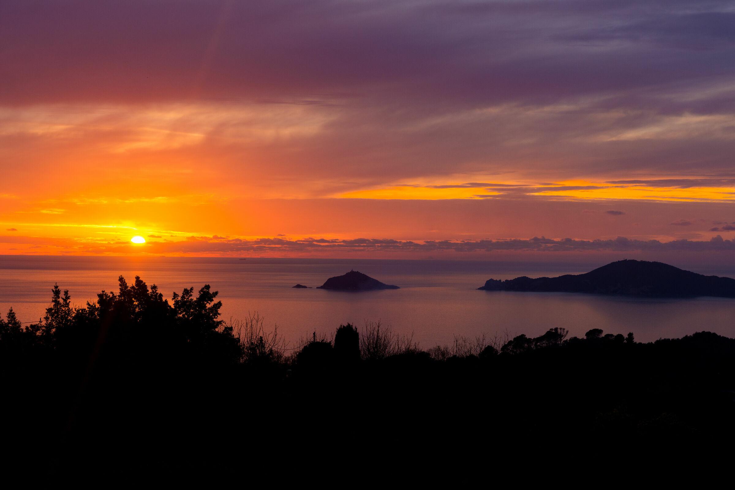 Porto Venere Sunset...